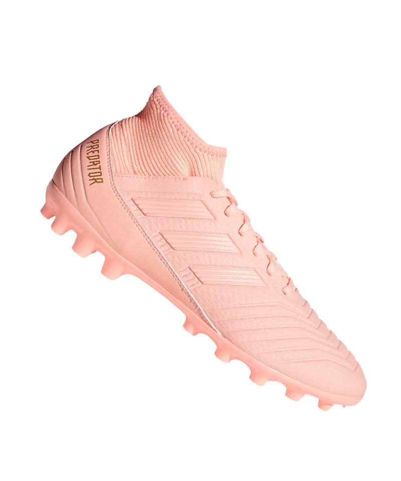 adidas Predator 18.3 AG Rosa - rosa