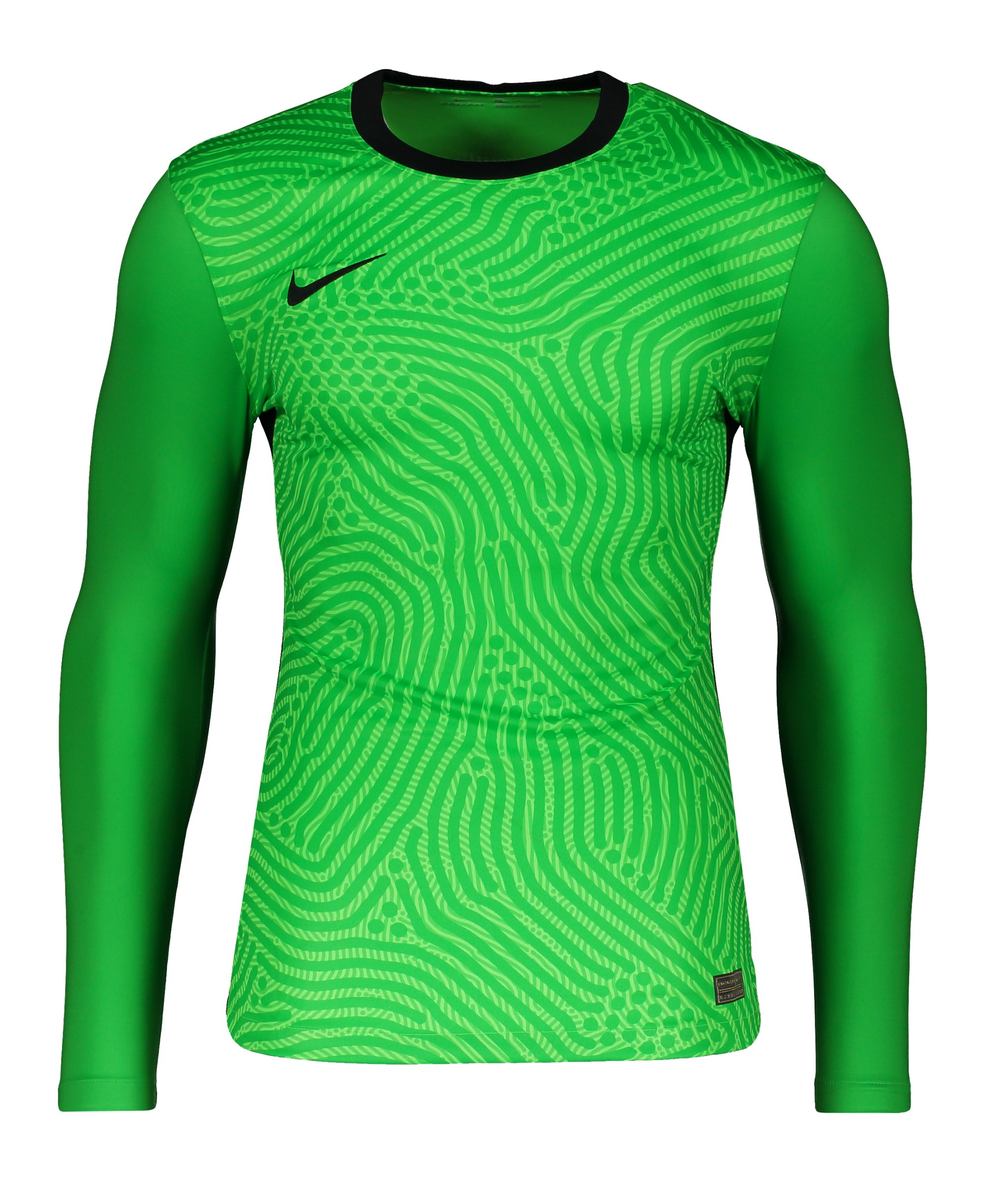 Nike Promo TW-Trikot langarm Grün F398 - gruen