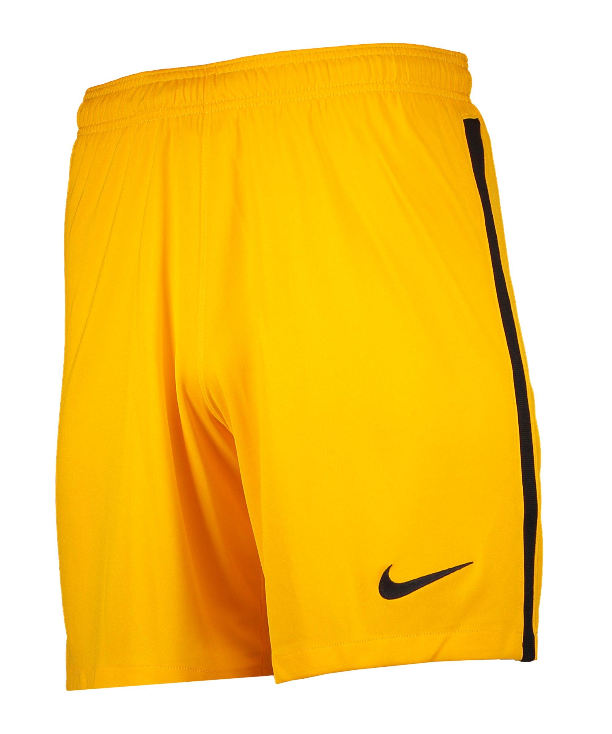 Nike Promo TW-Short Gold F739 - gold