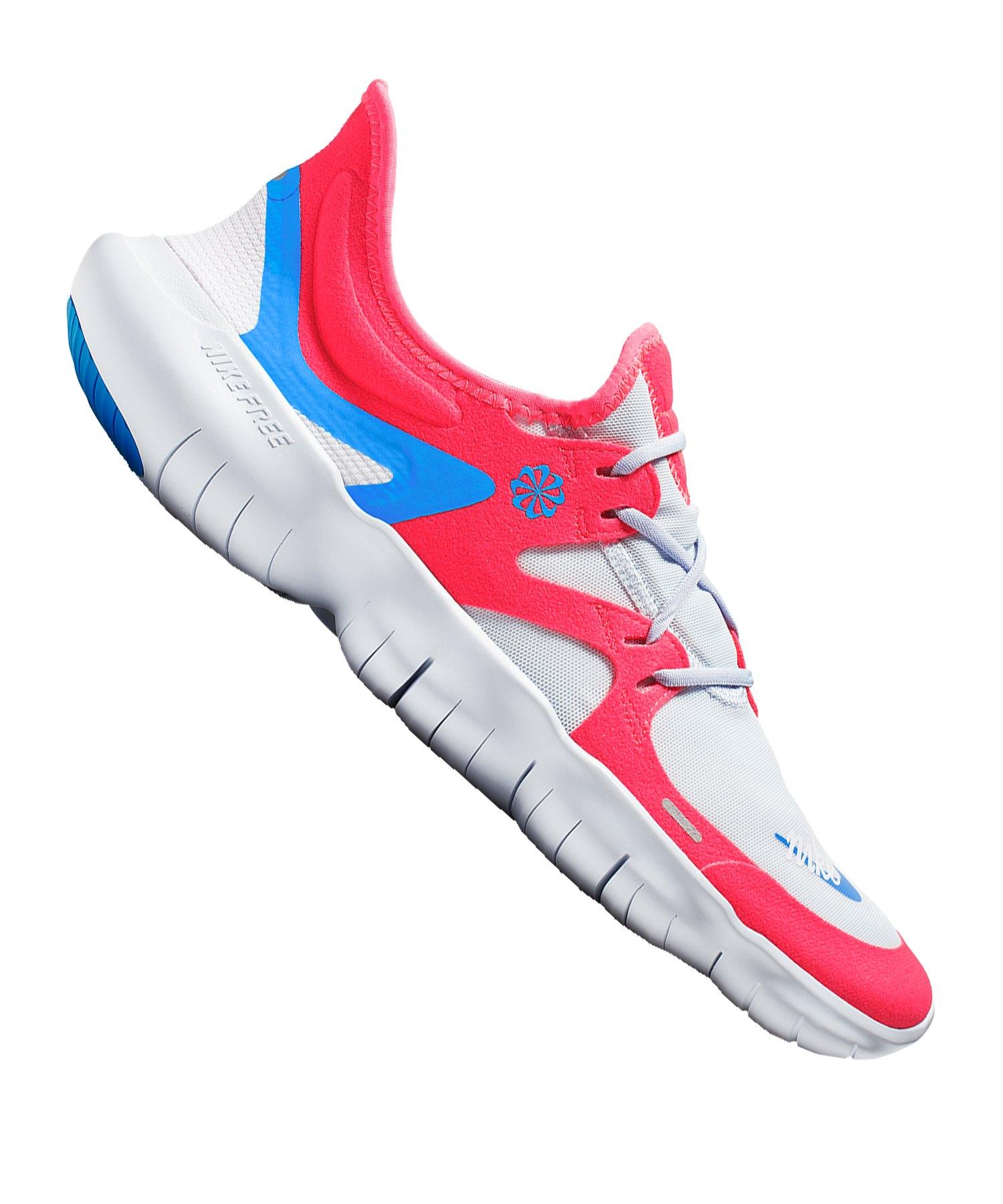 Nike Free RN 5.0 Sneaker Running F600 - rot
