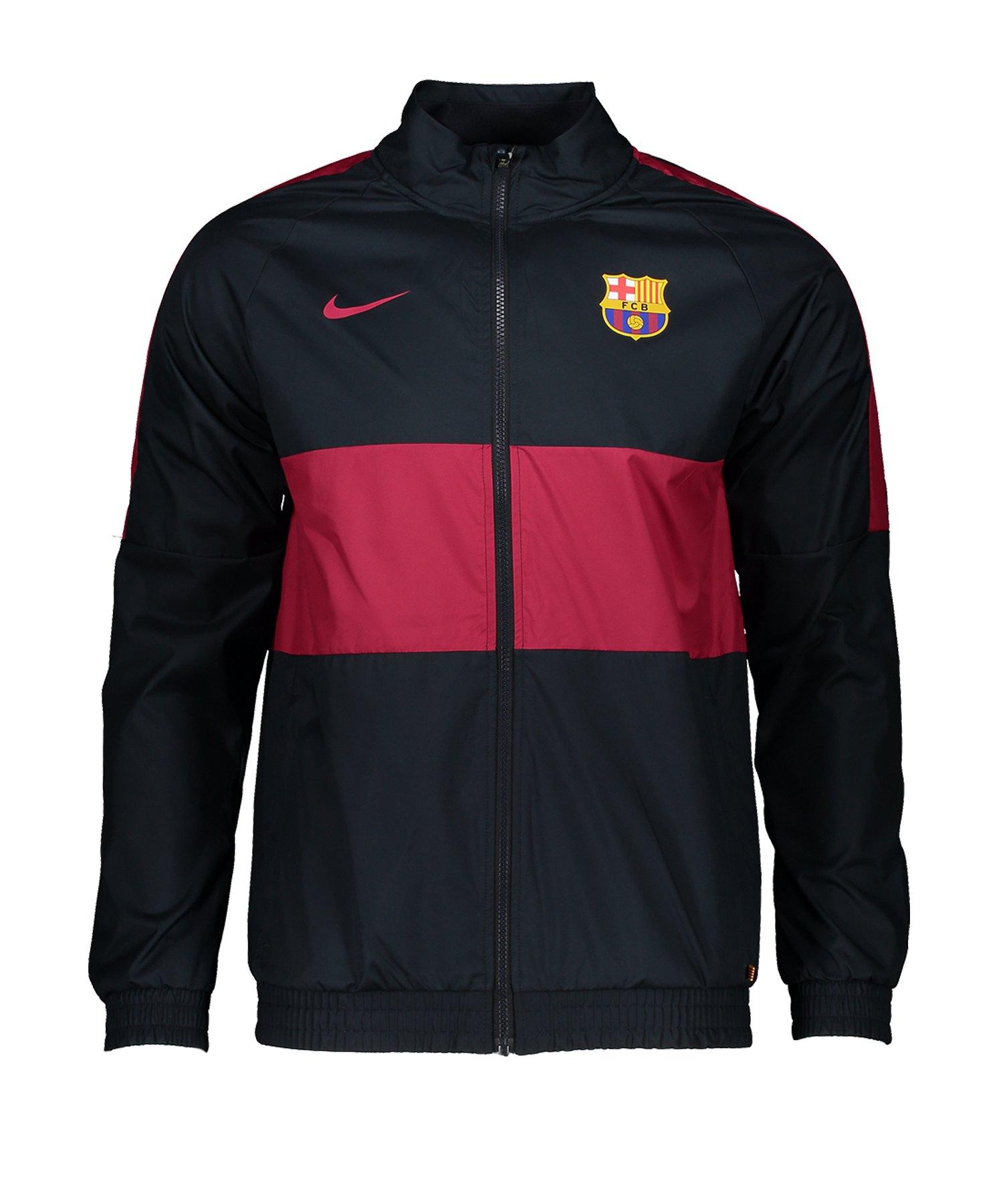 Nike FC Barcelona Trainingsjacke Blau F475 - blau
