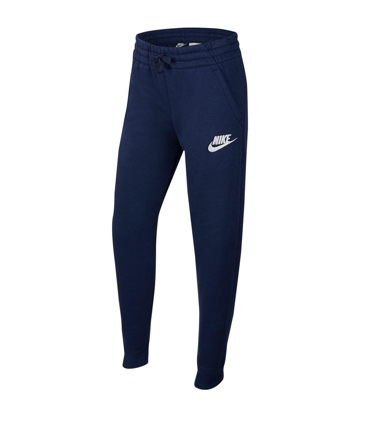 Nike Club Jogger Jogginghose Kids Blau F410 - blau