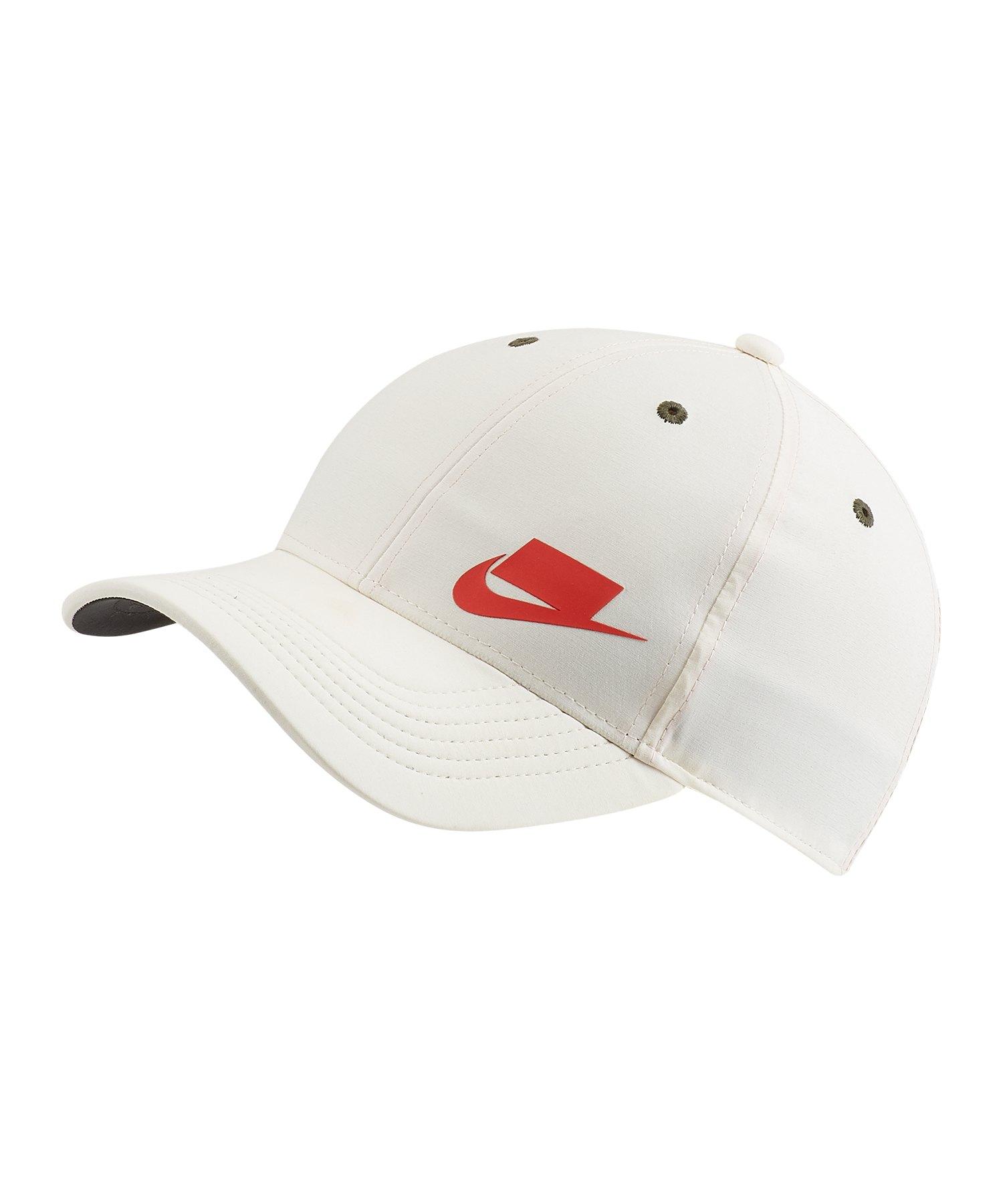 Nike Arobill L91 CAP D.Y. Mütze Weiss F110 - weiss