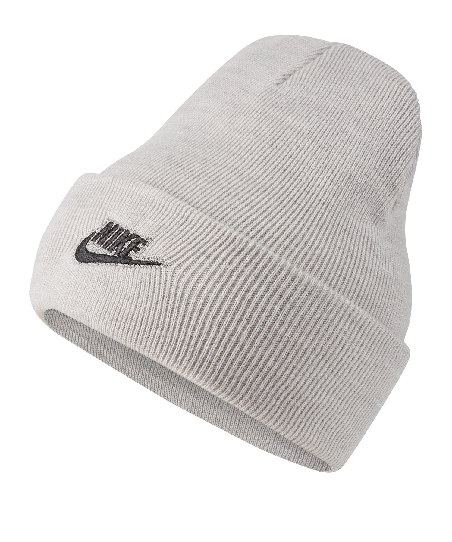 Nike Utility Cuffed Beanie Mütze Grau F050 - grau