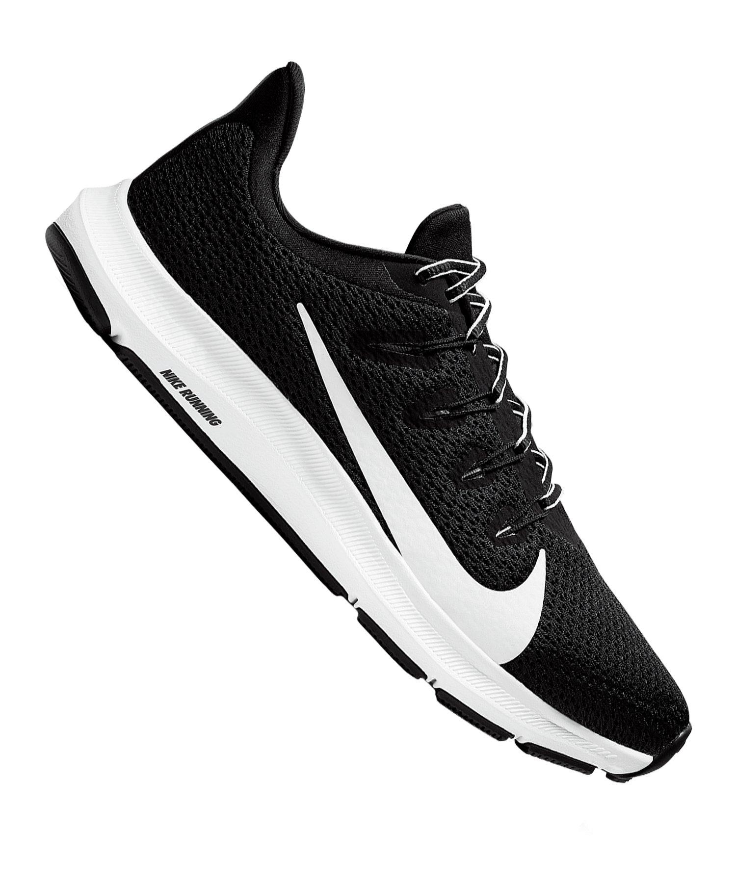 Nike Quest 2 Running Damen Schwarz F004 - schwarz