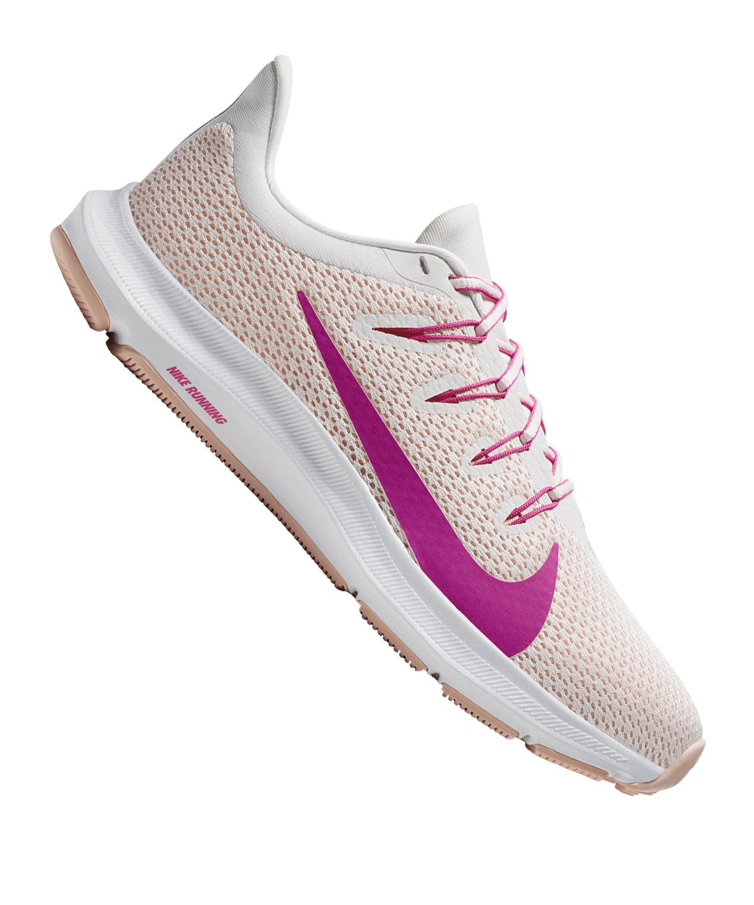 Nike Quest 2 Running Damen Weiss F102 - weiss