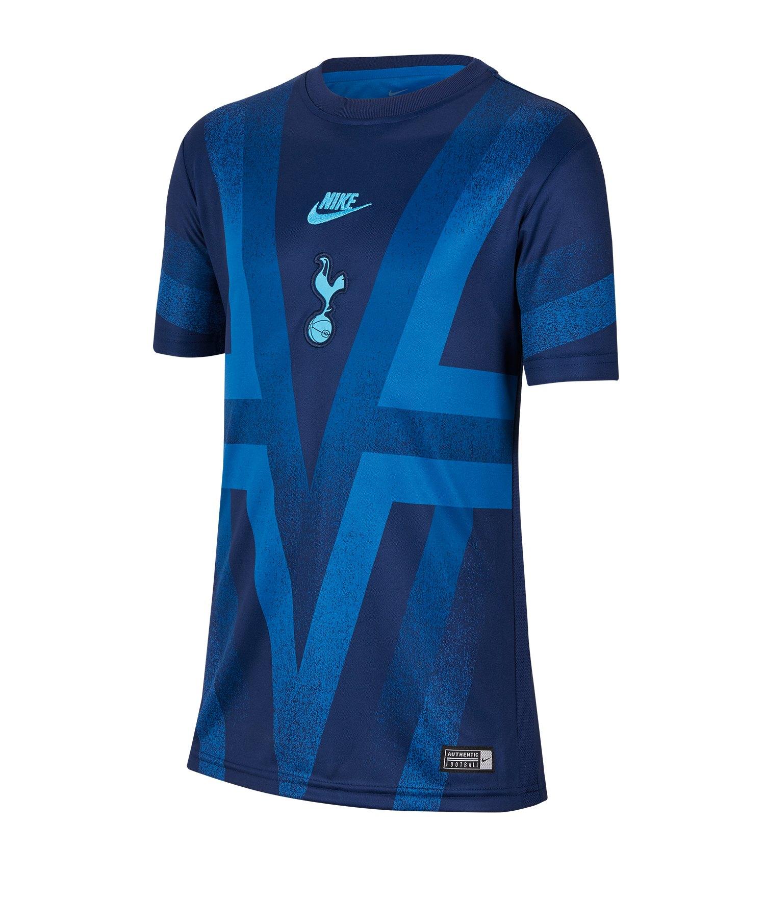 Nike Tottenham Hotspur Dri-Fit T-Shirt CL Kid F433 - blau