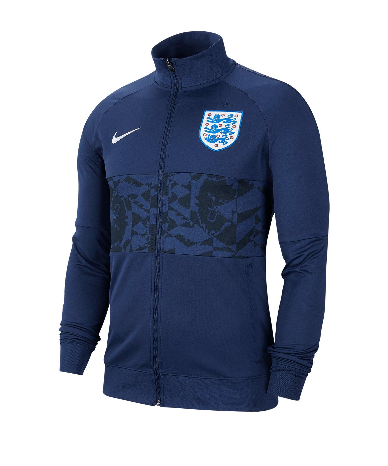 Nike England I96 Jacke F410 - blau