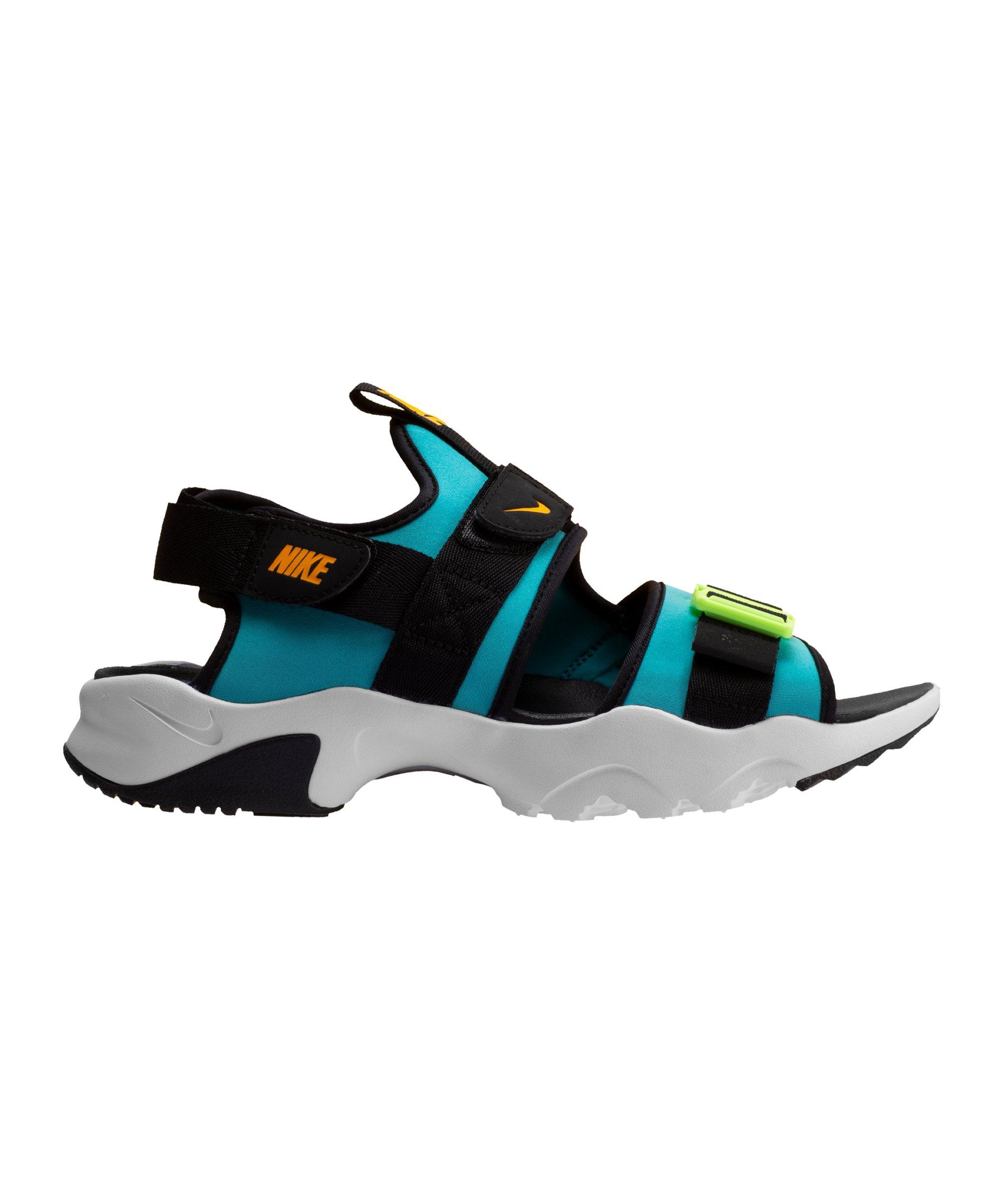 Nike Canyon Sandal Sandale Blau F300 - blau