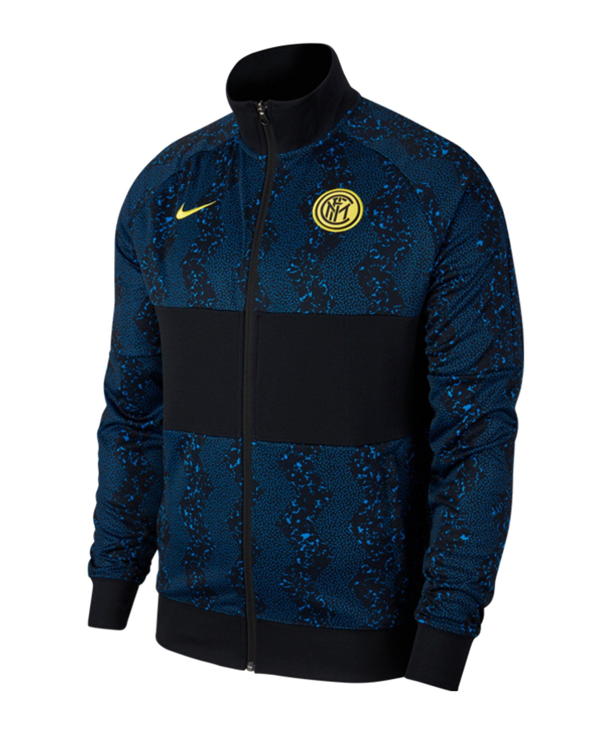 Nike Inter Mailand I96 Trainingsjacke F010 - schwarz