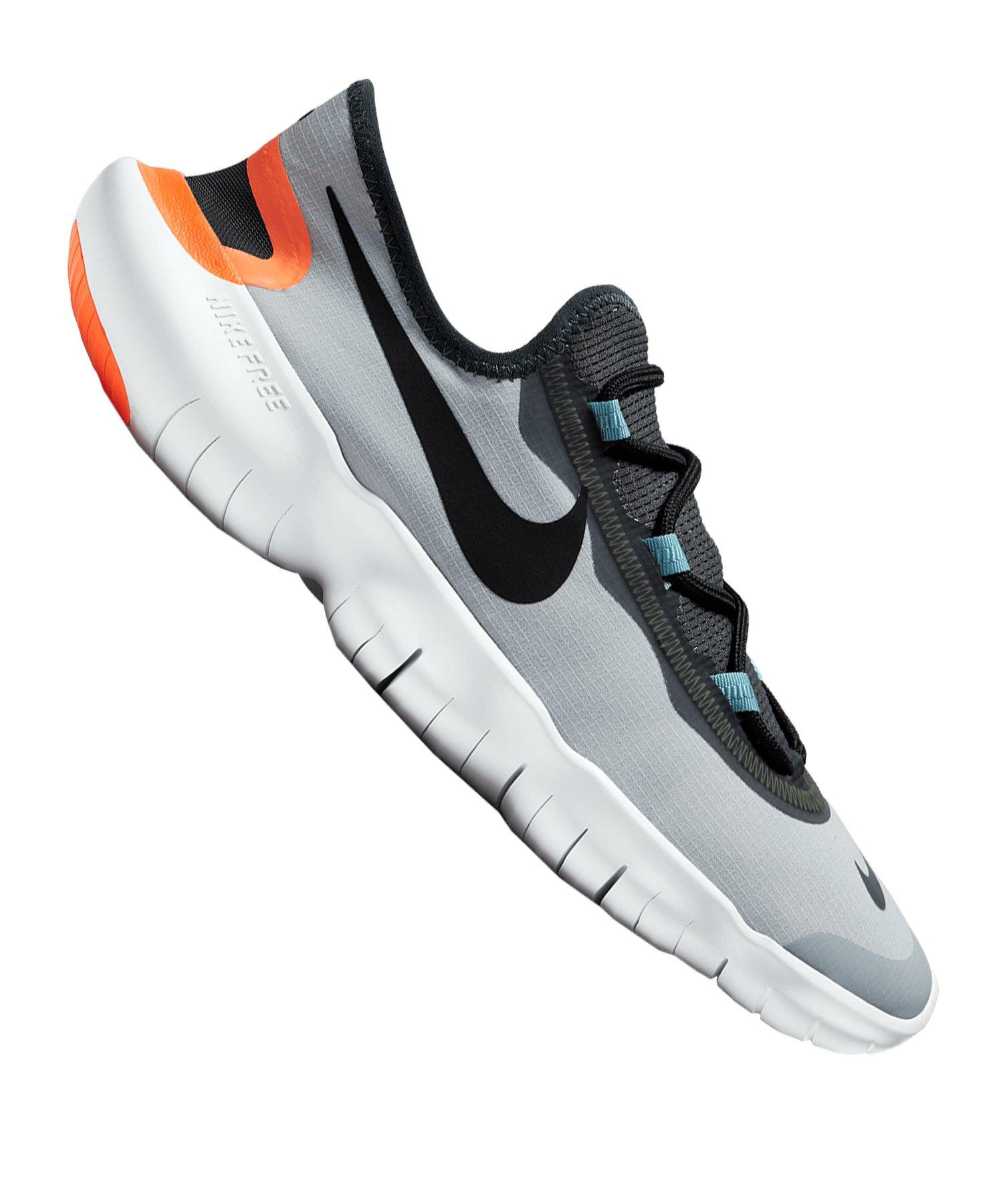 Nike Free Run 5.0 Running Blau F400 - blau