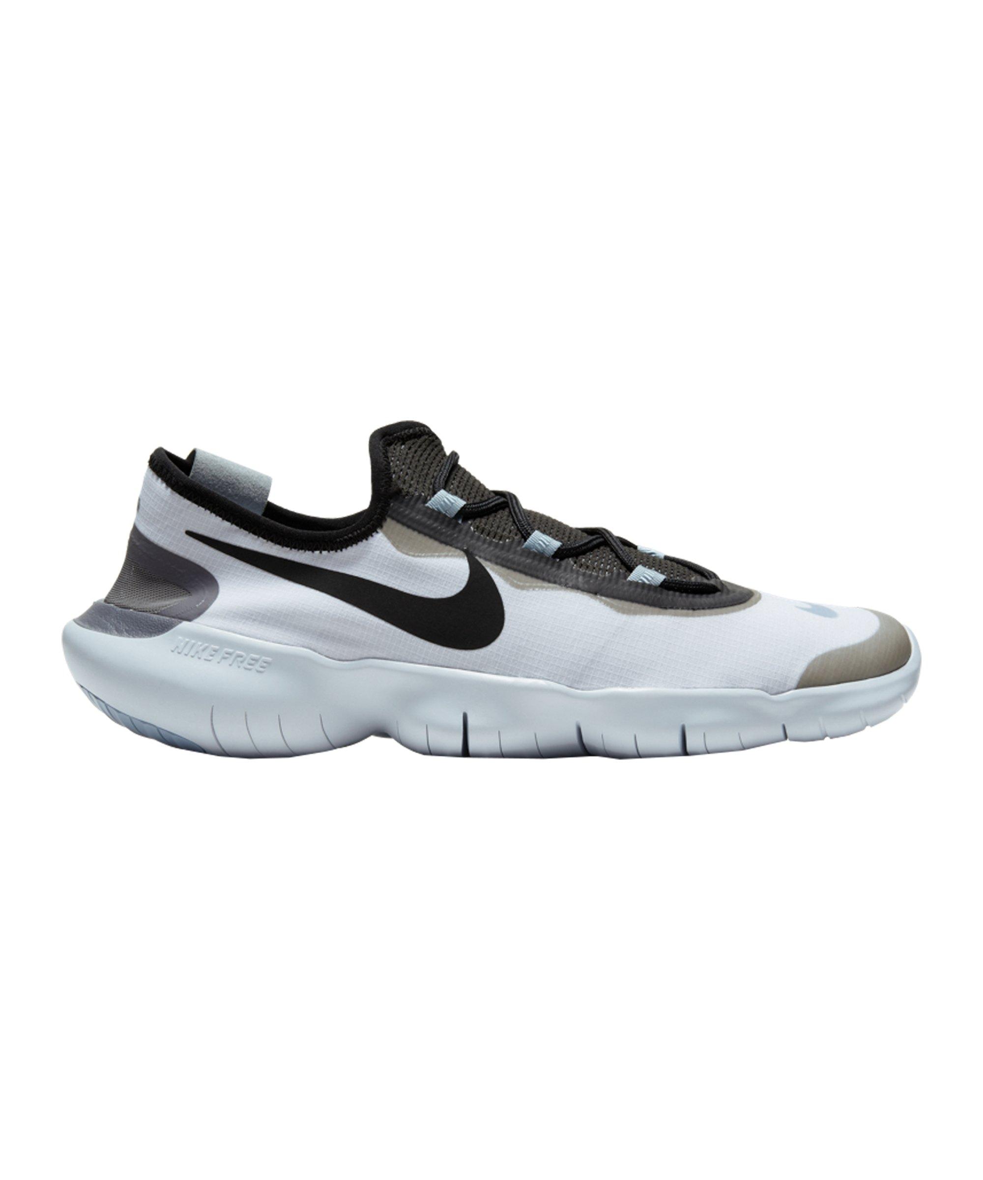 Nike Free Run 5.0 Running Weiss F100 - weiss
