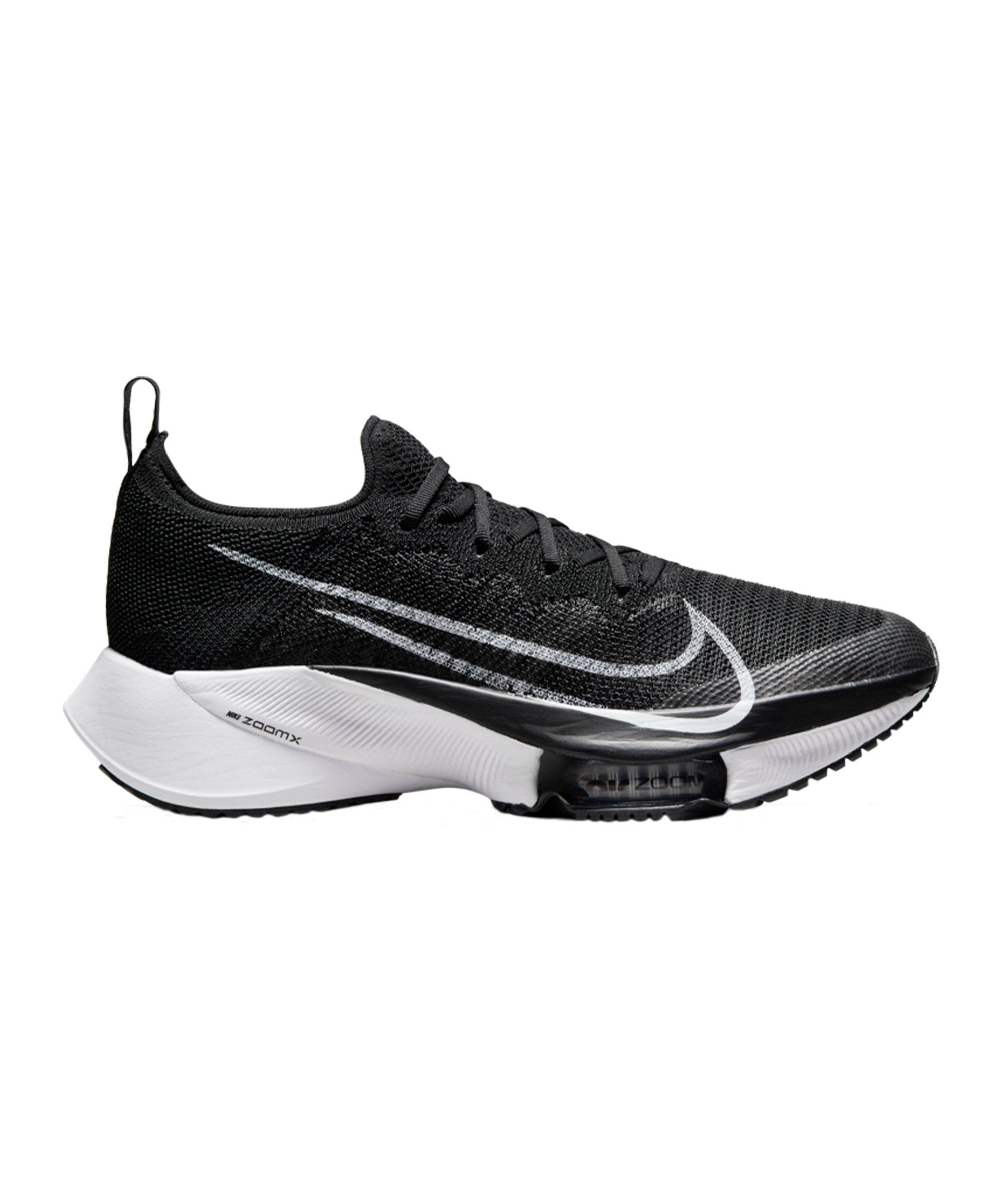 Nike Air Zoom Tempo Next% Running Damen F003 - schwarz