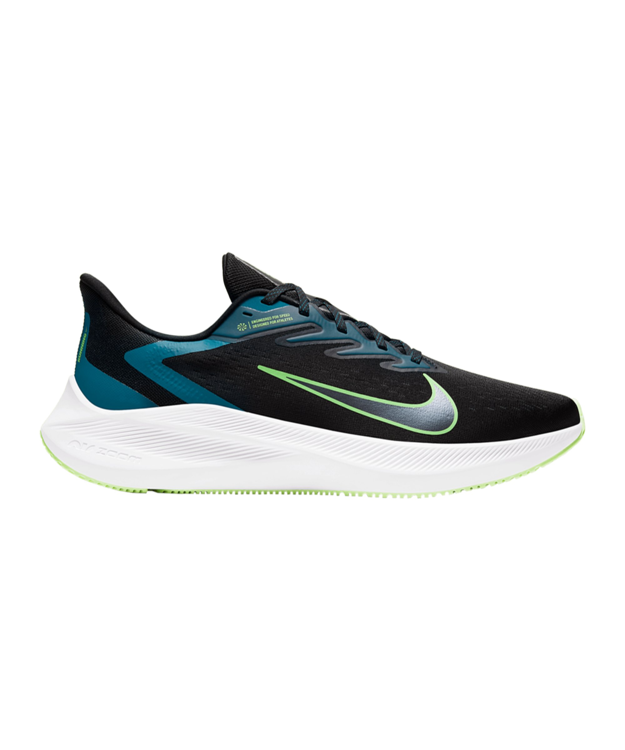Nike Air Zoom WInflo 7 Running F004 - blau