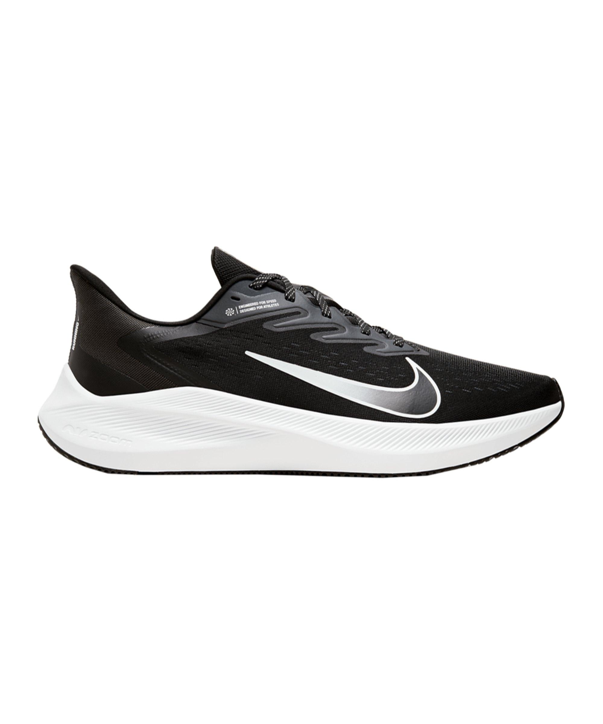Nike Air Zoom WInflo 7 Running F005 - schwarz