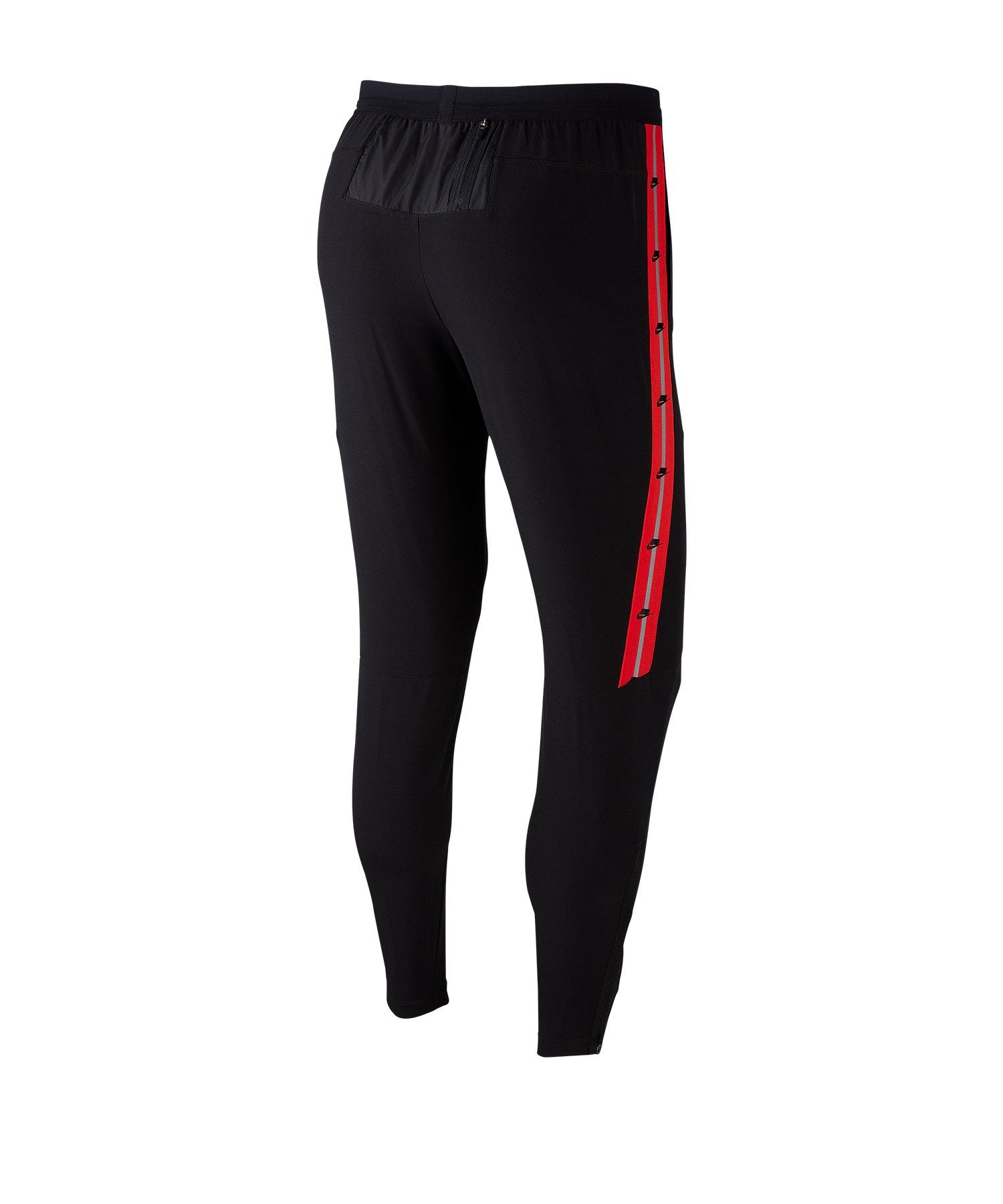Nike Phenom Running Hose lang Schwarz F010 - schwarz