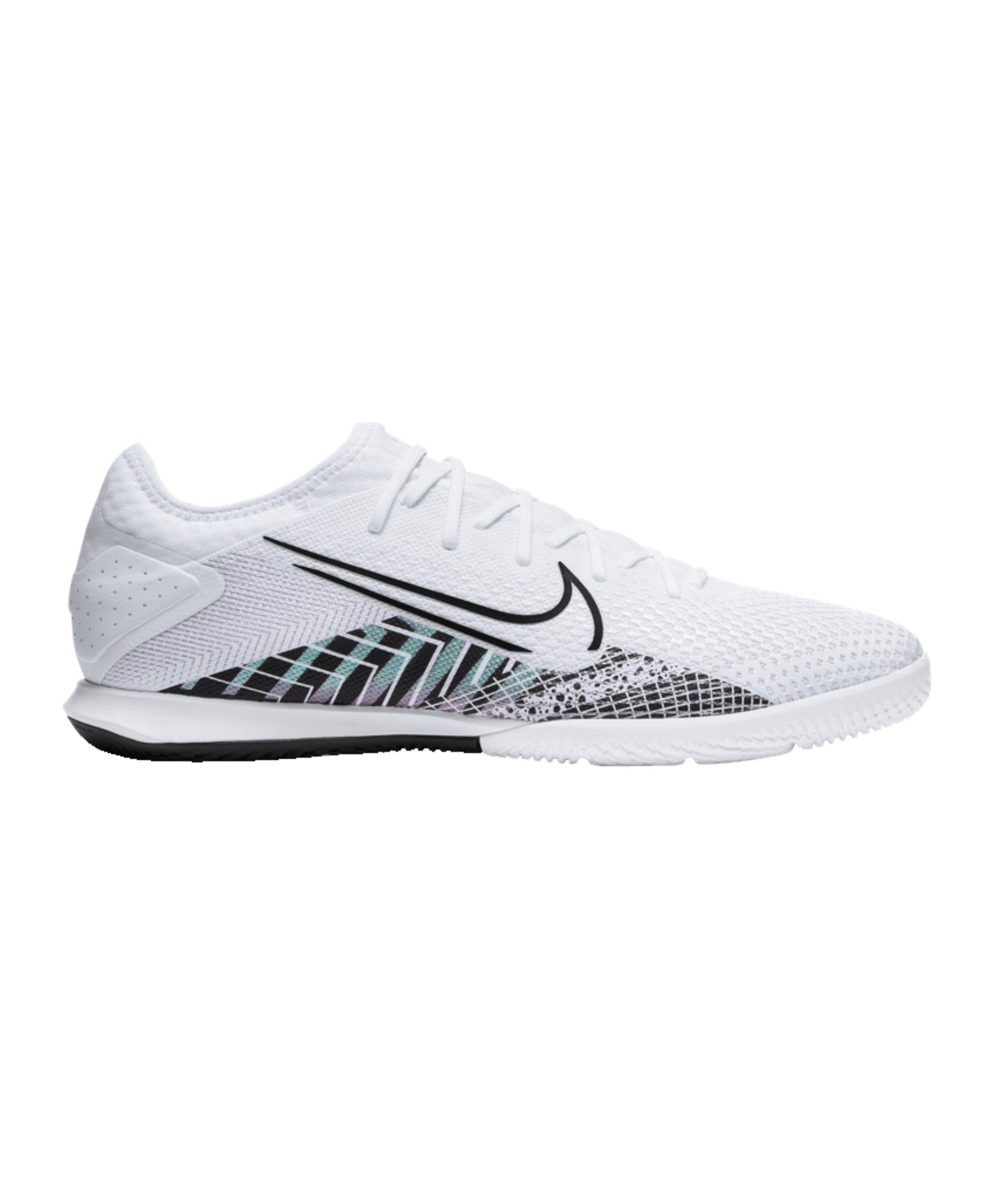 Nike Mercurial Vapor XIII Dream Speed 3 Pro IC Weiss F110 - weiss