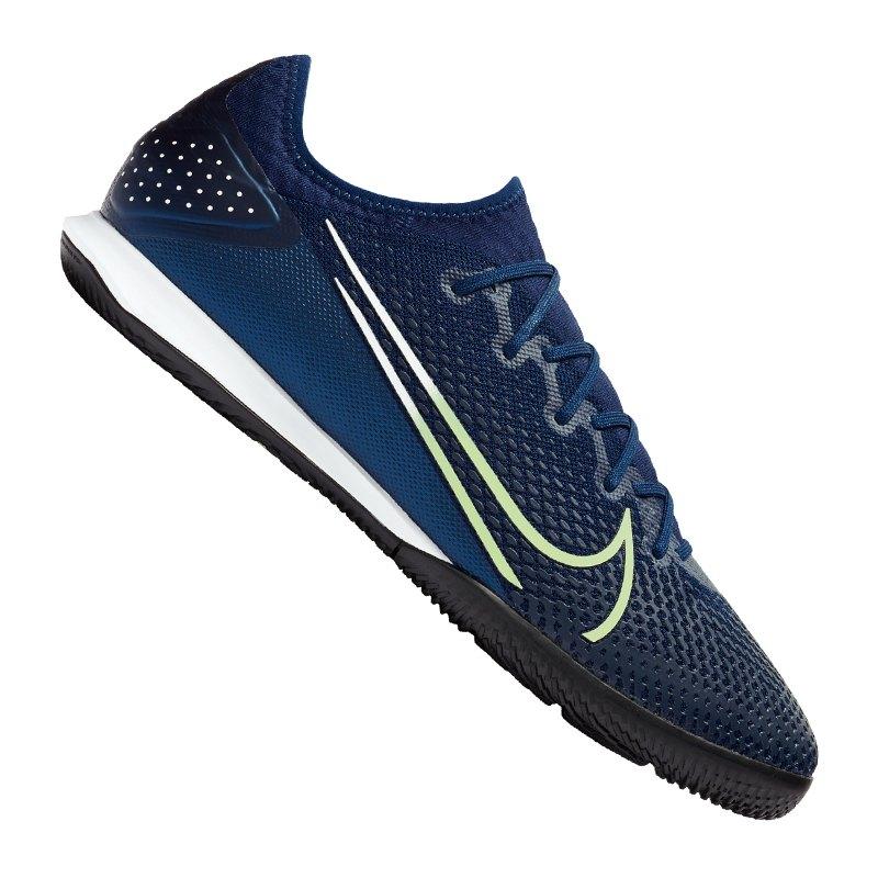 Nike Mercurial Vapor XIII DS Pro IC Blau F401 - blau