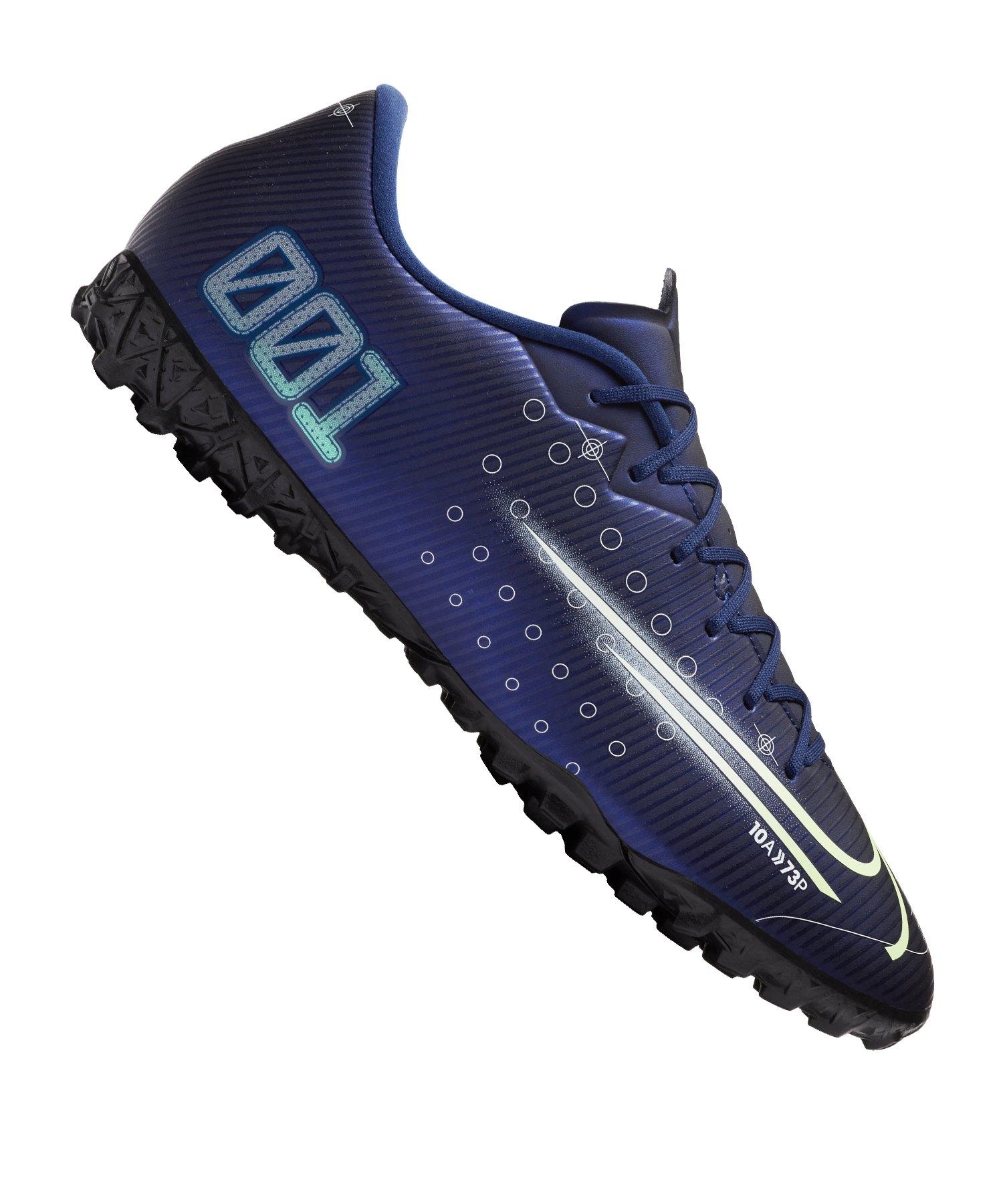 Nike Mercurial Vapor XIII Dreamspeed Academy TF Blau F401 - blau