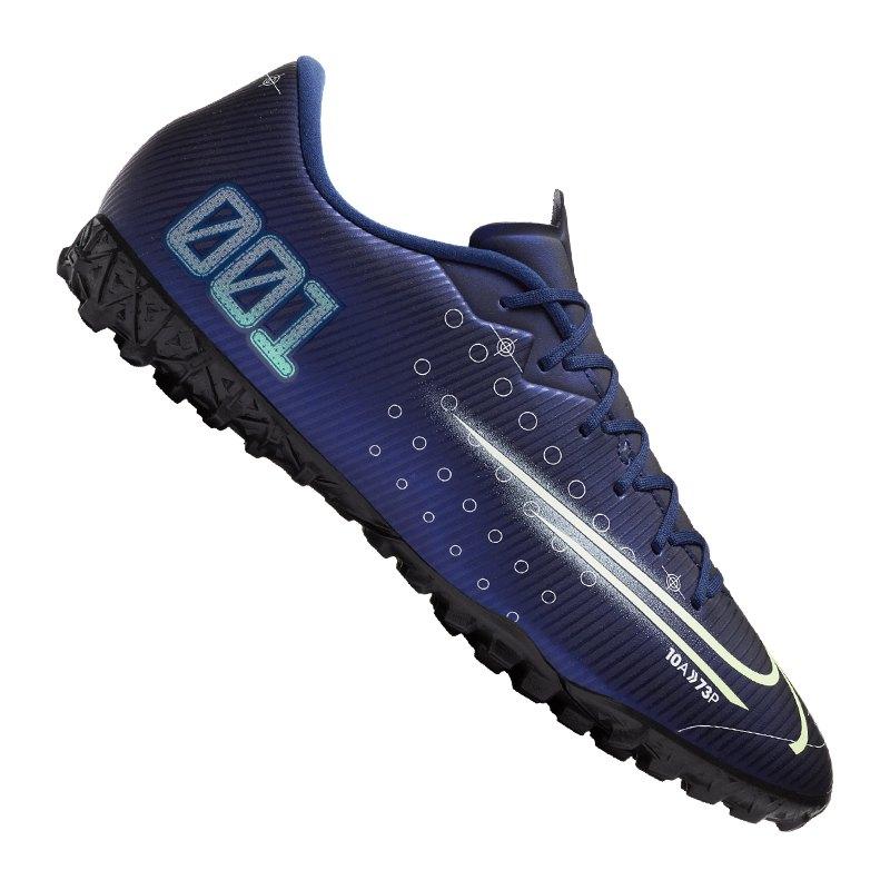 Nike Mercurial Vapor XIII DS Academy TF Blau F401 - blau