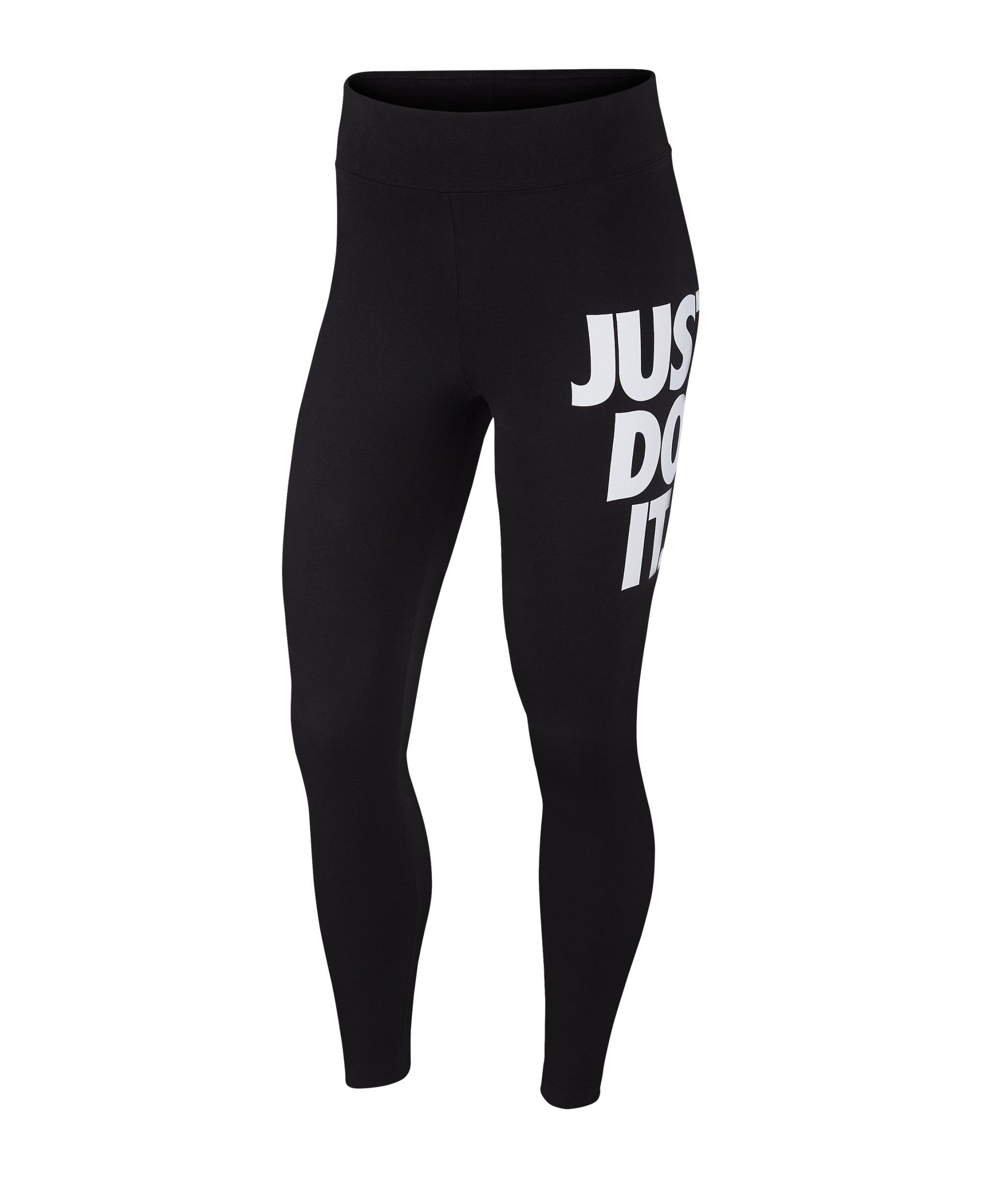 Nike JDI Legasee 7/8 Leggings Damen Schwarz F011 - schwarz