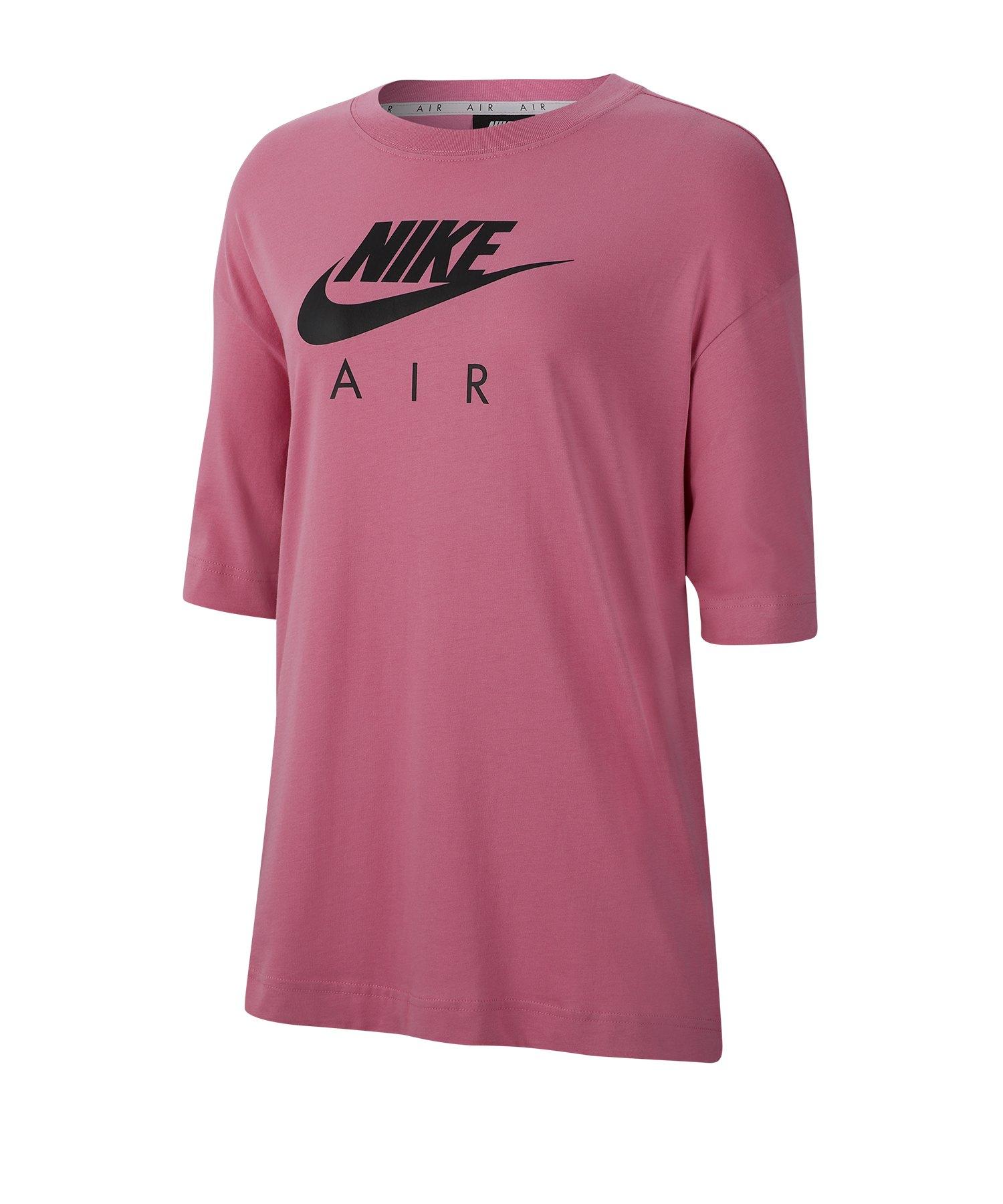 Nike Air T-Shirt Damen Rot F693 - rot