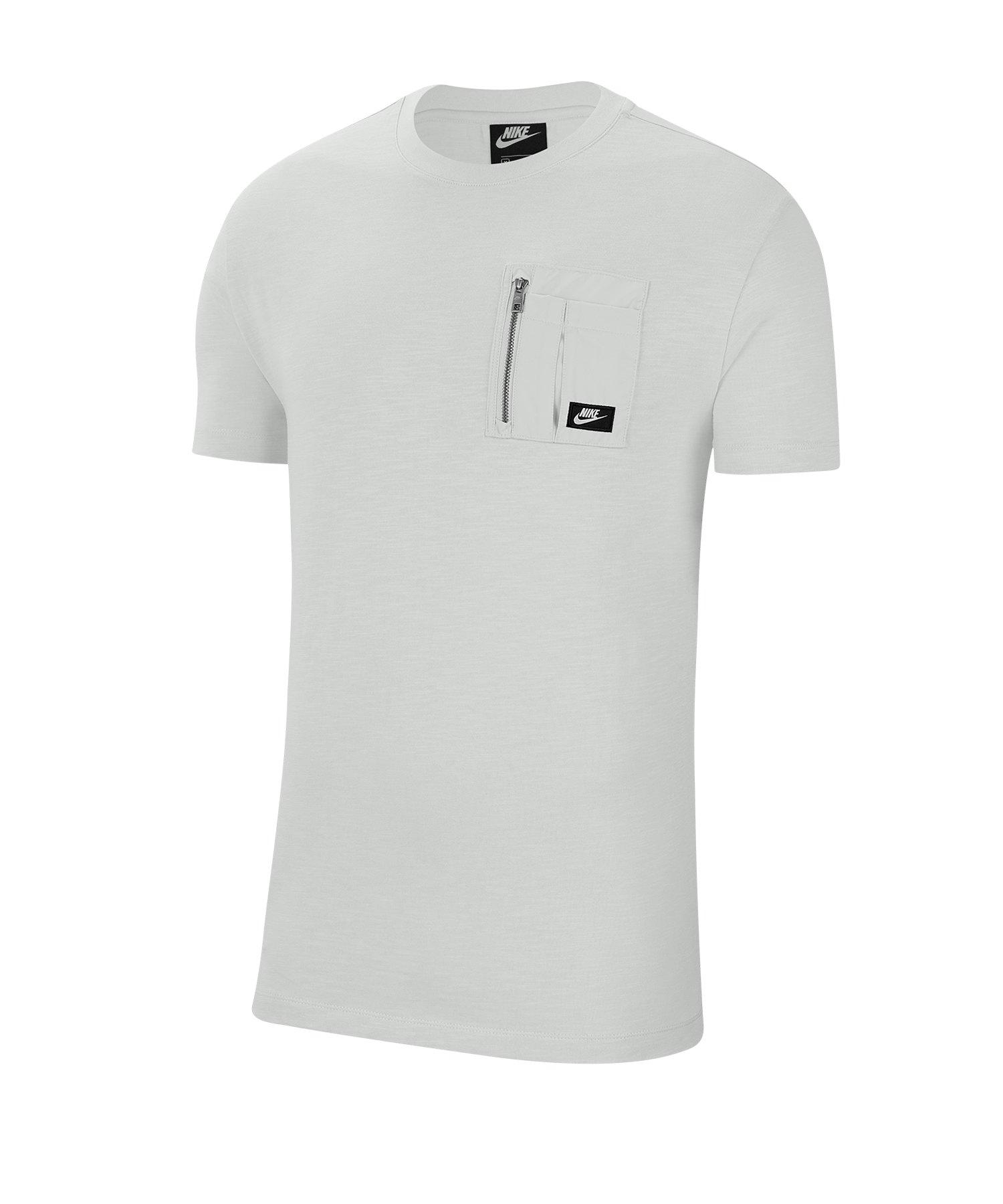 Nike Mix Tee T-Shirt Braun F028 - braun