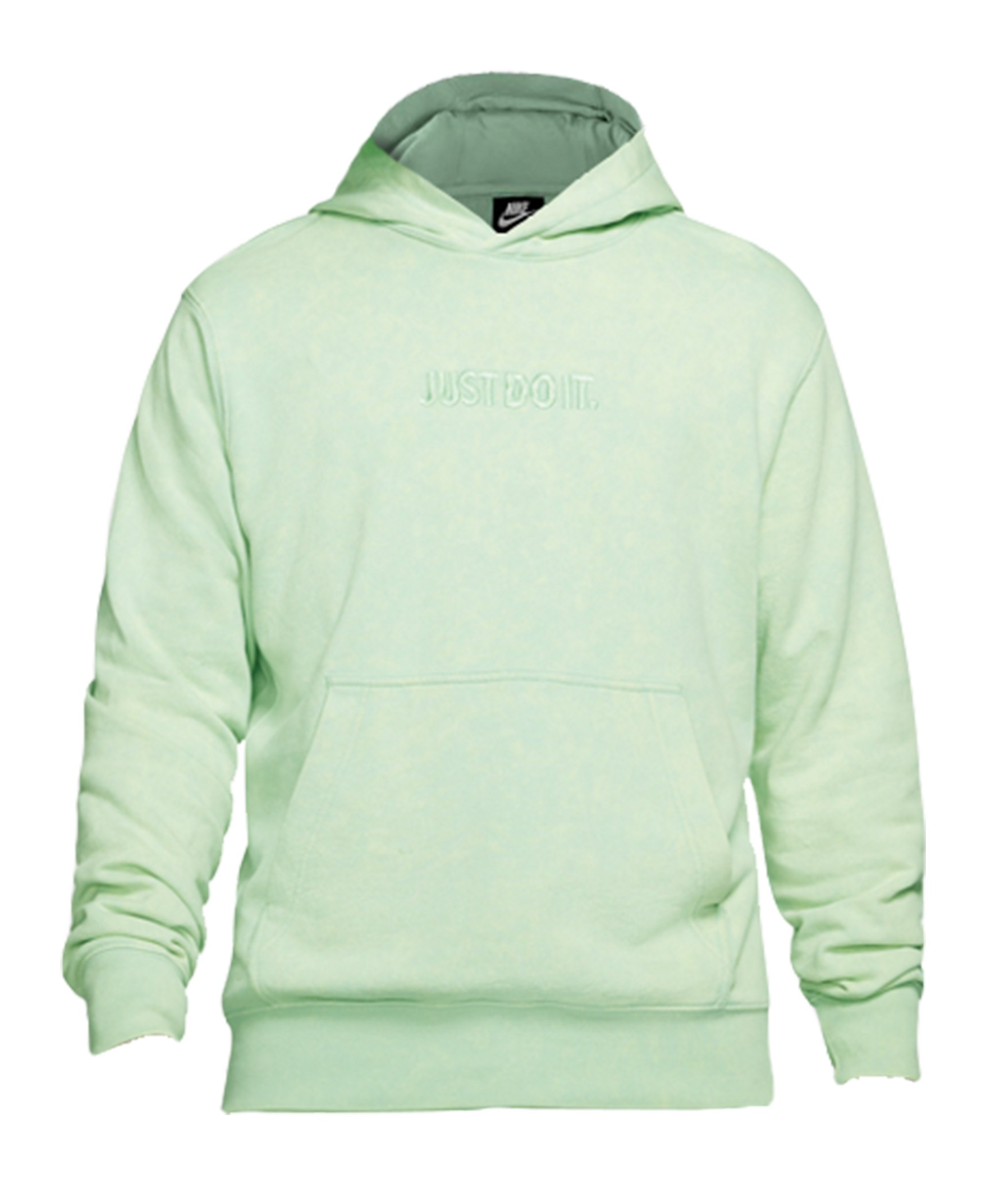 Nike JDI Wash Kapuzensweatshirt Grün F321 - gruen