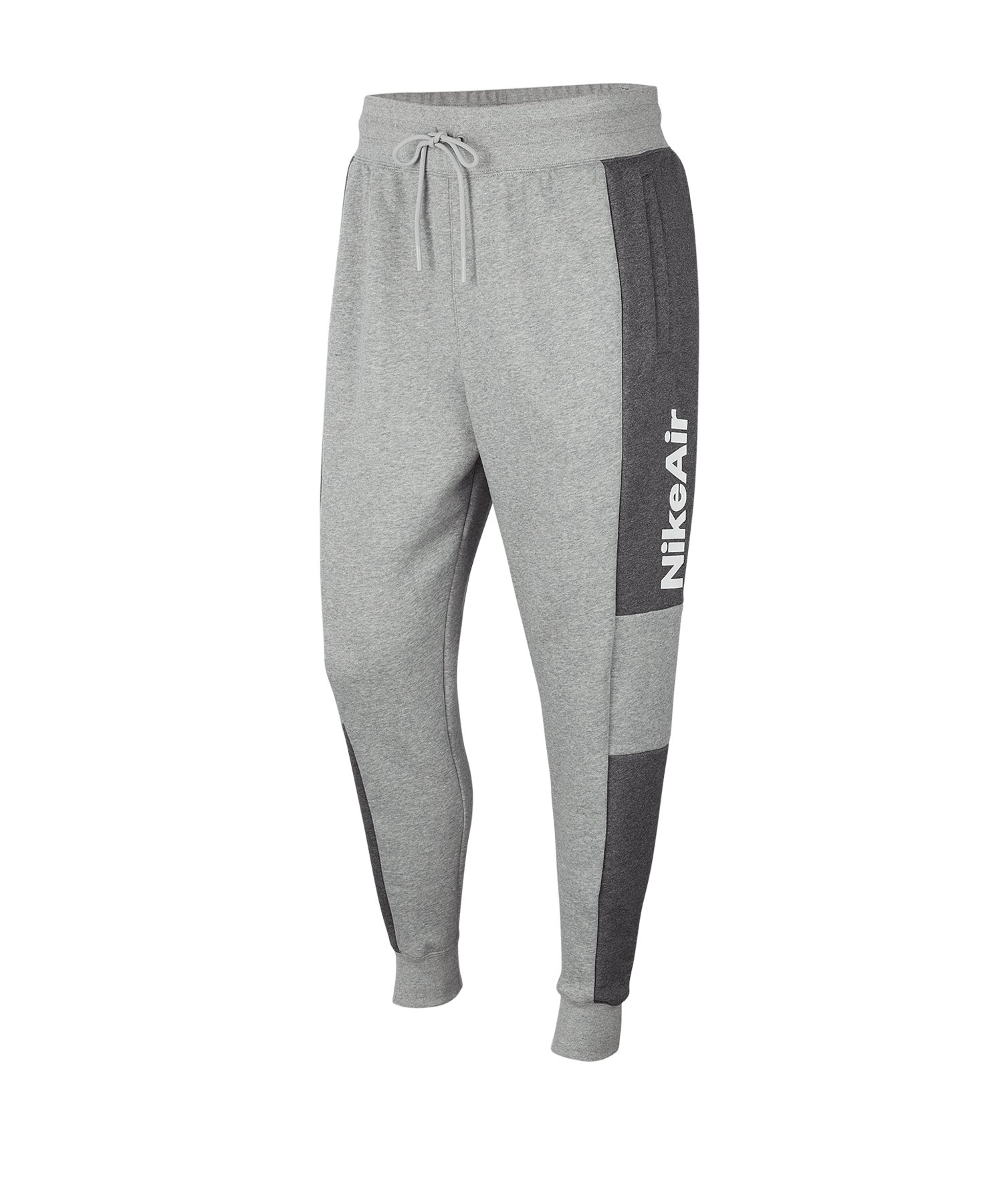 Nike Air Fleece Jogginghose Grau F063 - grau