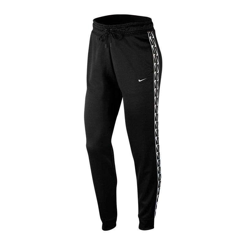 auf Lager exquisite handwerkskunst neues Hoch Nike Jogger Jogginghose Damen Schwarz F010