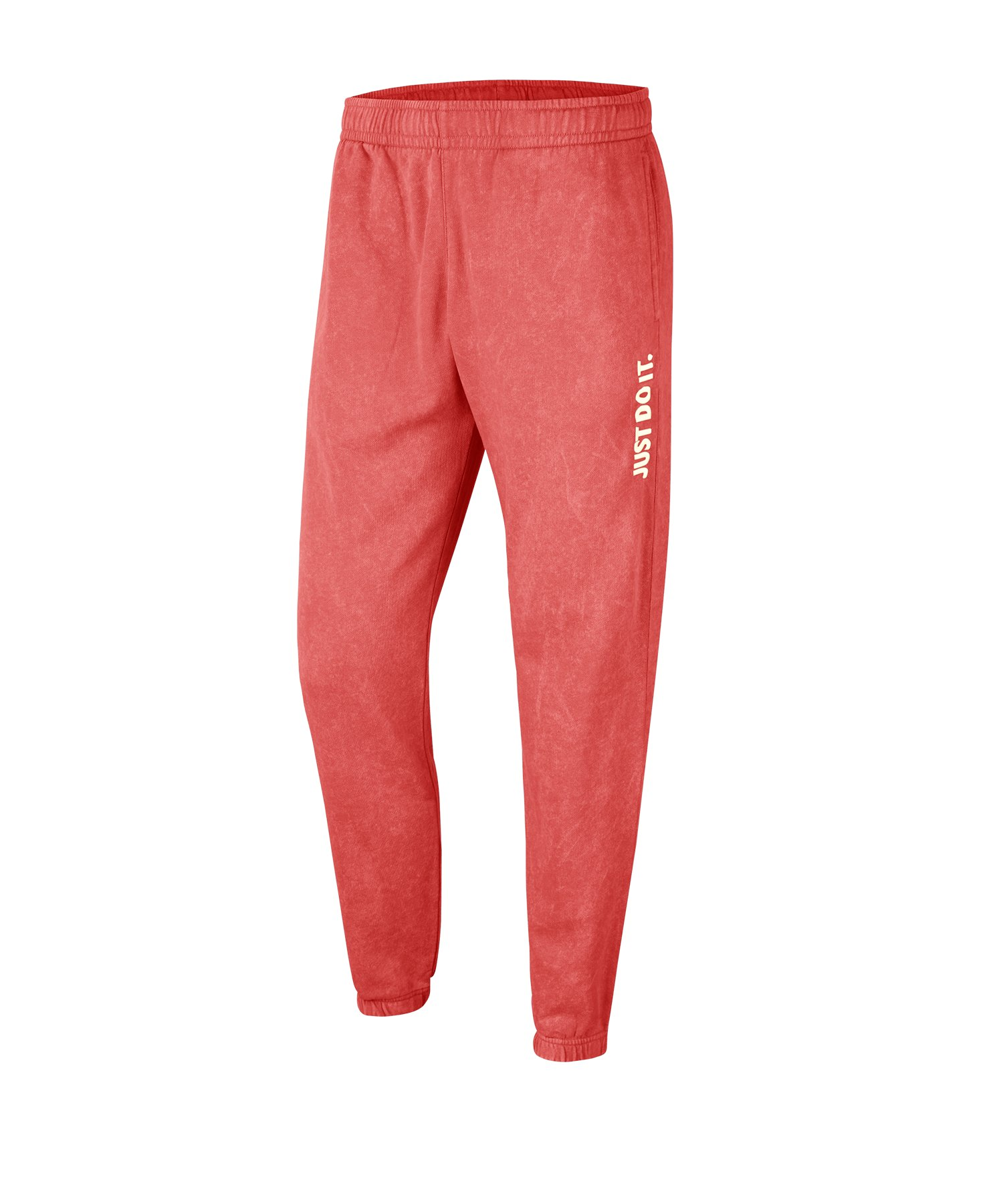 Nike JDI Wash Jogginghose Orange F814 - orange