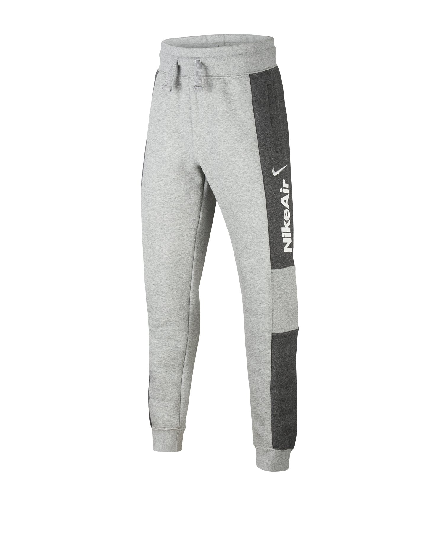 Nike Air Pants Hose lang Kids Grau F071 - grau