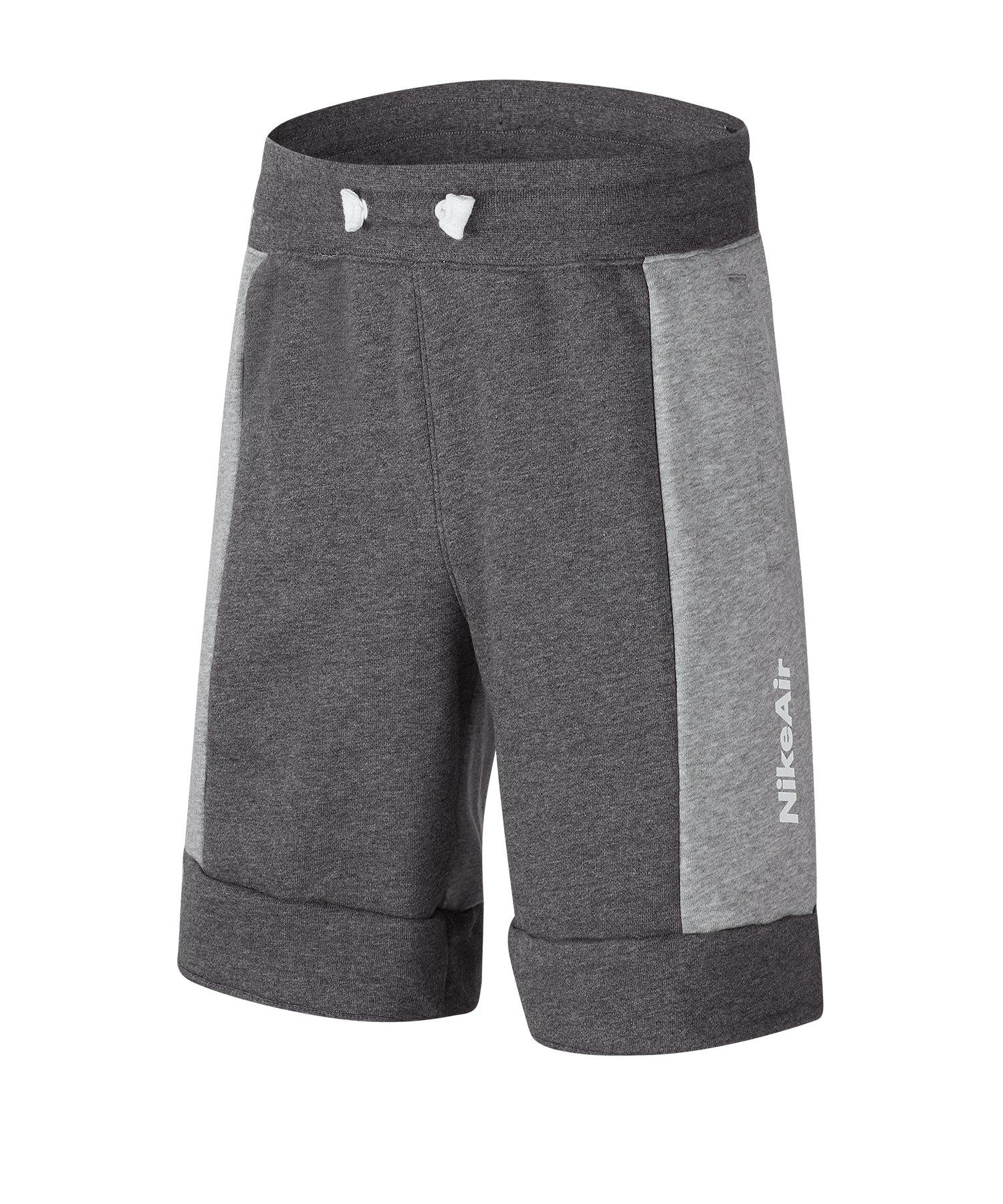 Nike Air Short Kids Grau F071 - grau