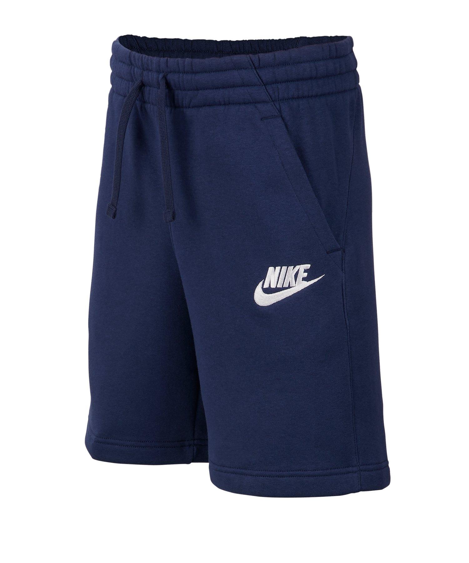 Nike Club Fleece Short Blau F410 - blau