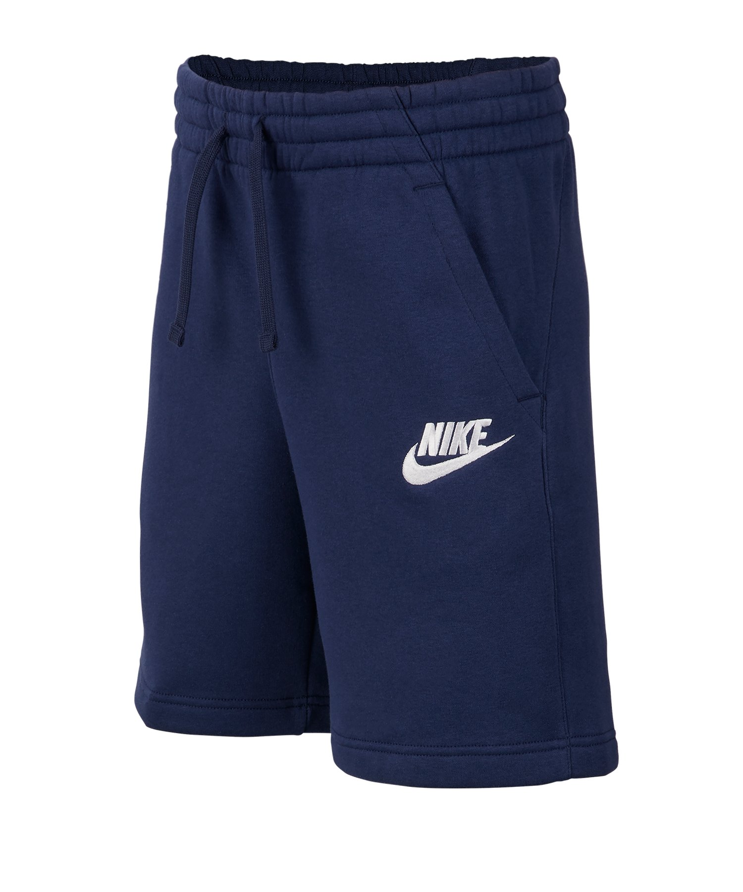 Nike Club Fleece Short Kids Blau F410 - blau