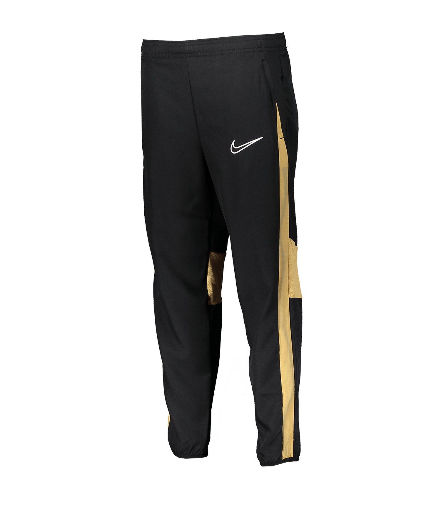 Nike Academy Dri-FIT Trainingshose Kids F011 - schwarz