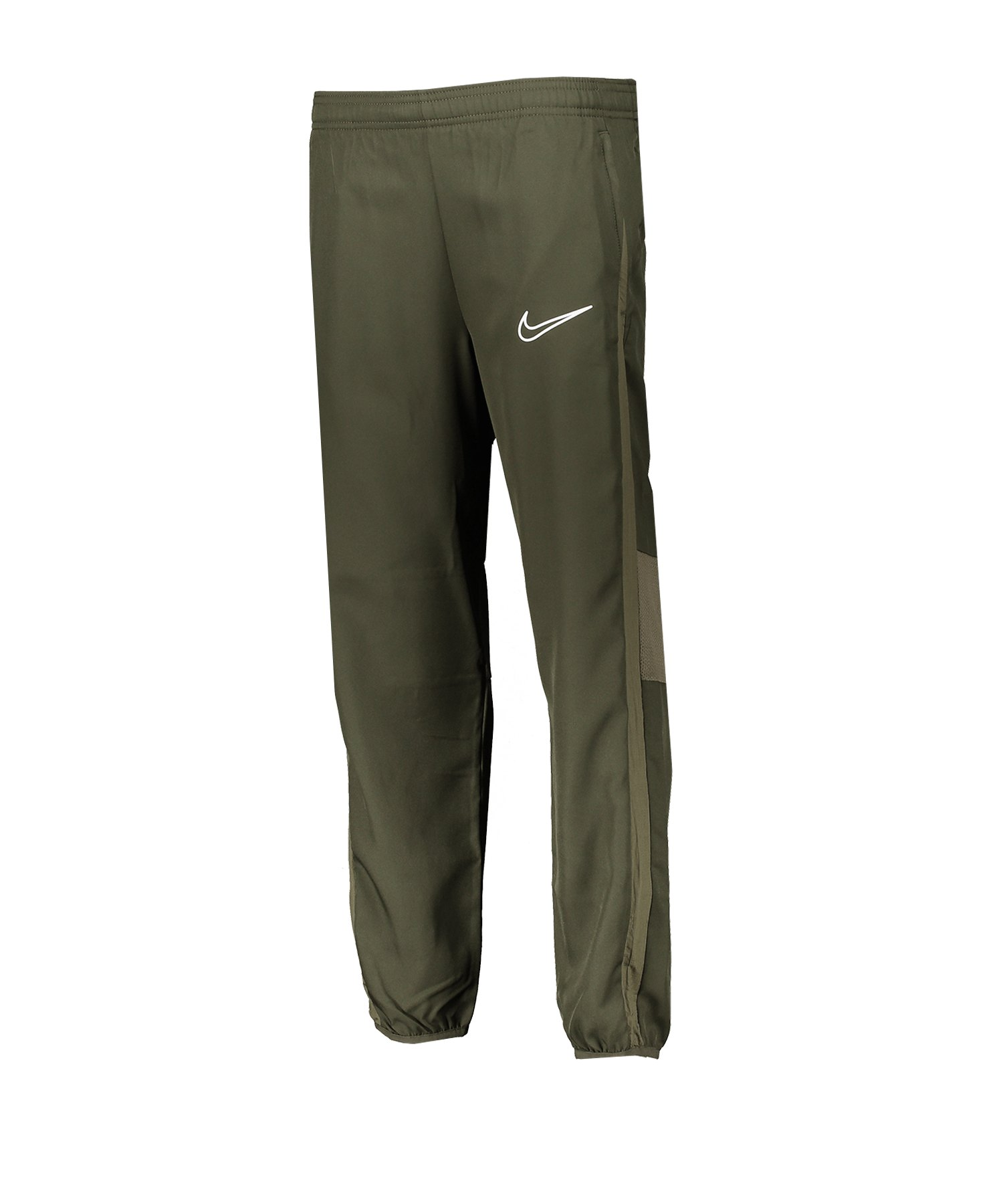 Nike Academy Dri-FIT Trainingshose Kids Grün F325 - gruen