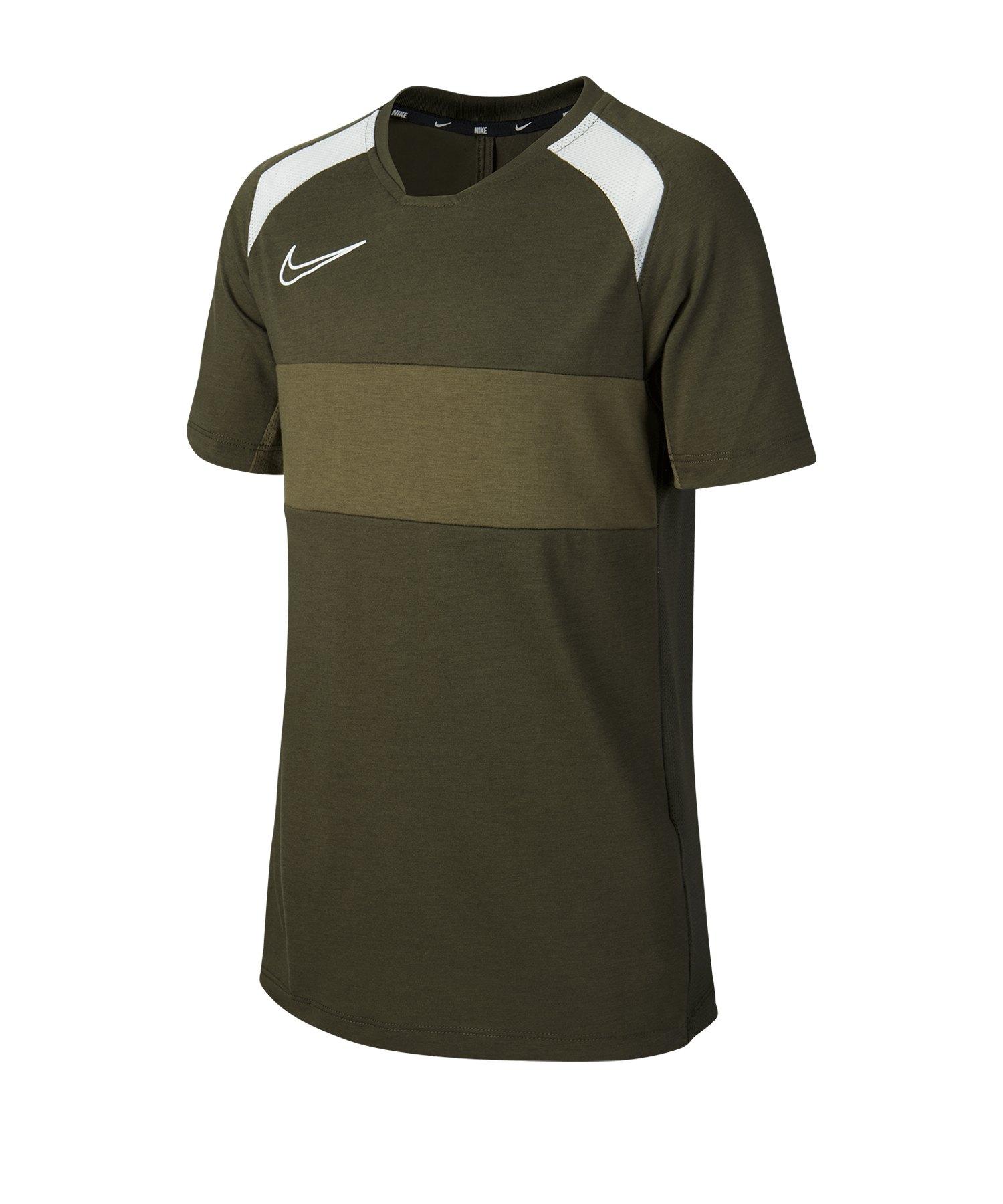 Nike Academy Trainingstop kurzarm Kids F325 - gruen