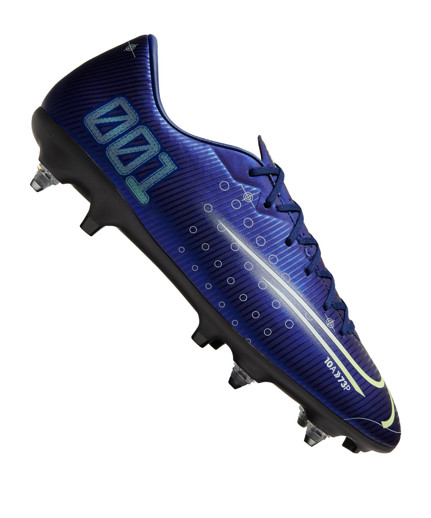 Nike Mercurial Vapor XIII Dreamspeed Academy SG-Pro Blau F401 - blau