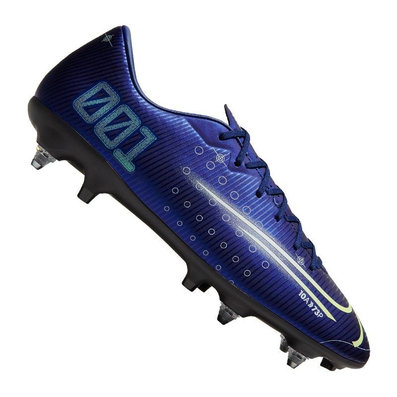 Nike Mercurial Vapor XIII DS Academy SG-Pro Blau F401 - blau