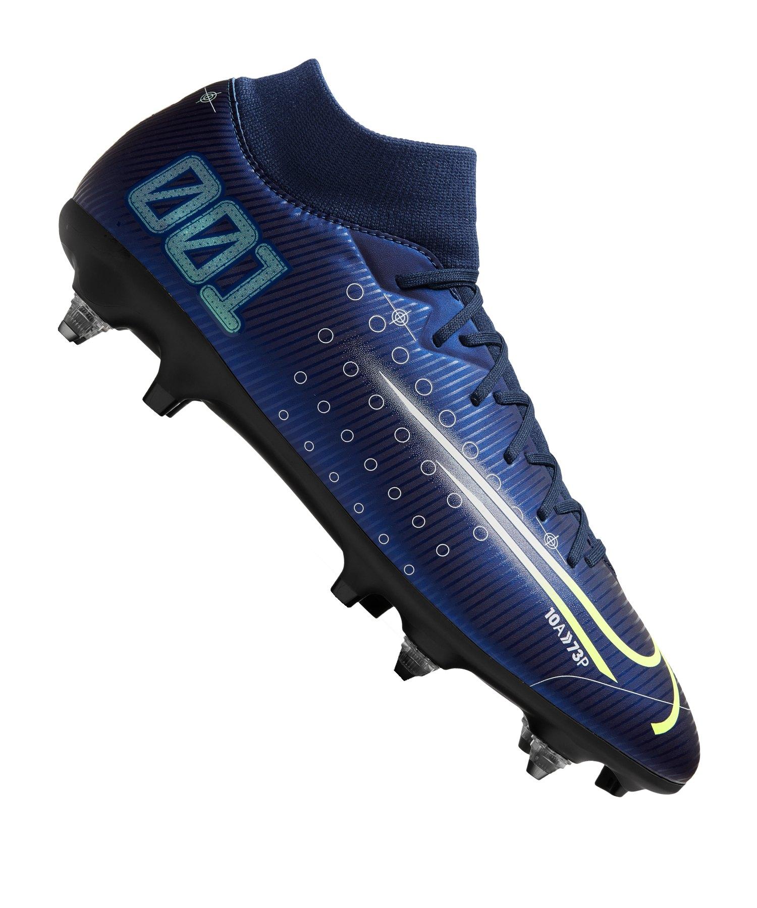 Nike Mercurial Superfly VII Dreamspeed Academy SG-Pro Blau F401 - blau