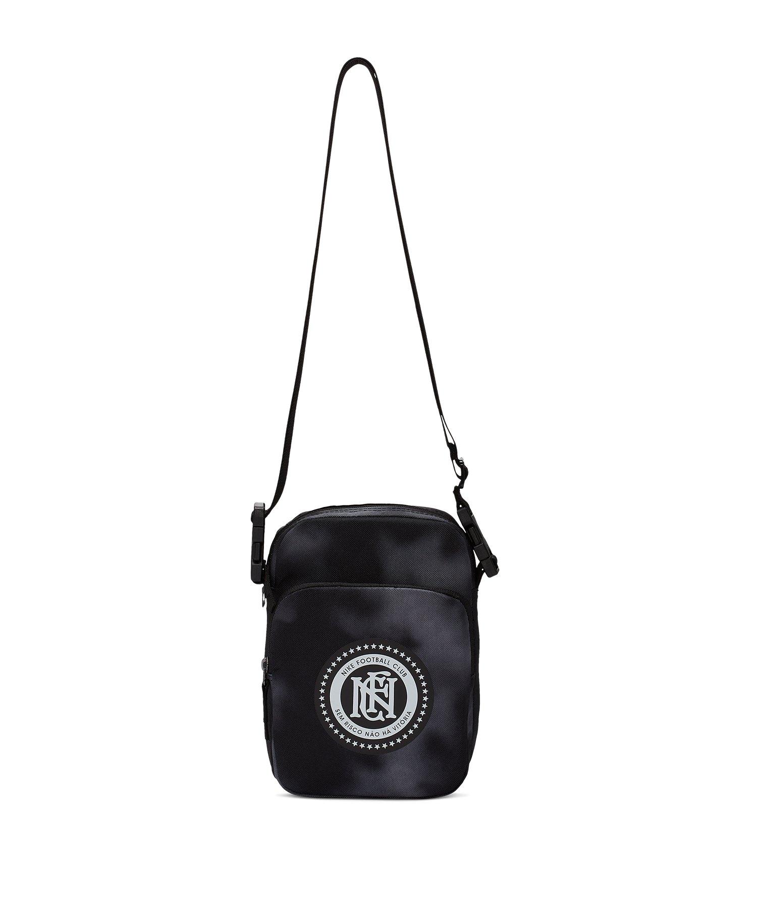 Nike F.C. Hip Back Tasche Schwarz F010 - schwarz