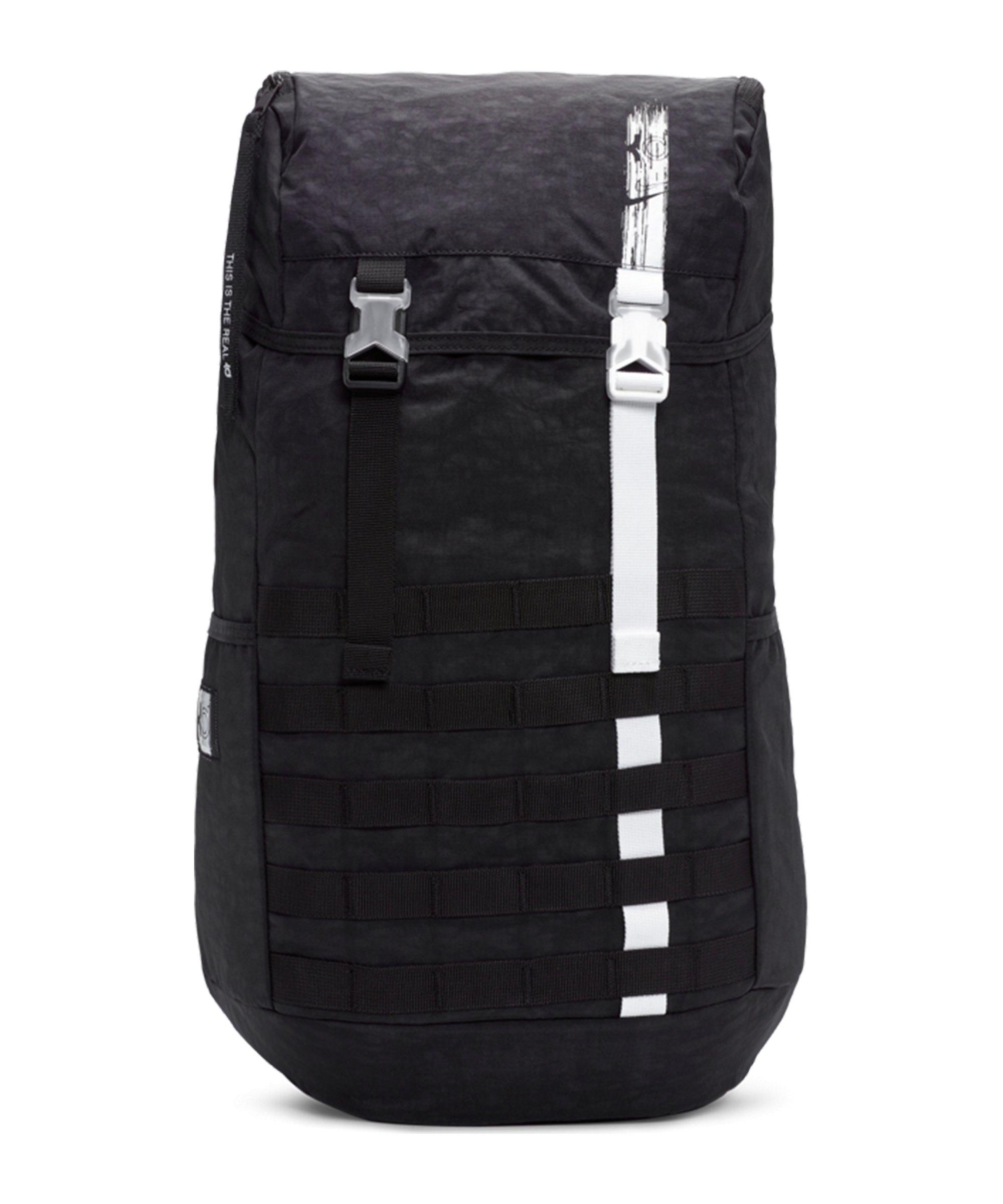 Nike Basketball Rucksack Schwarz F010 - schwarz