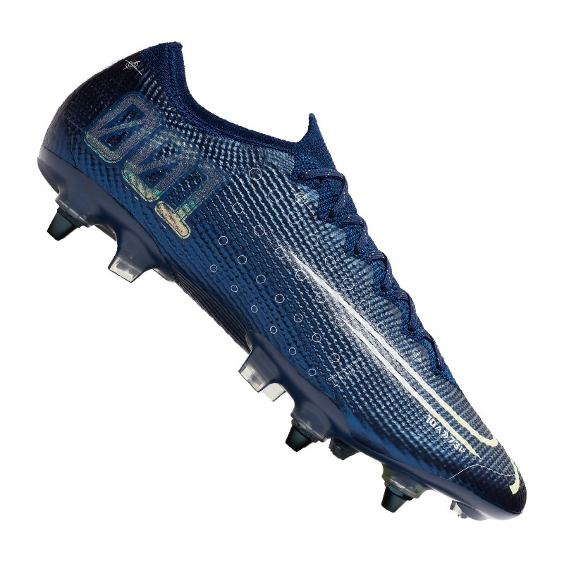 Nike Mercurial Vapor XIII DS Elite SG-Pro Blau F401 - blau