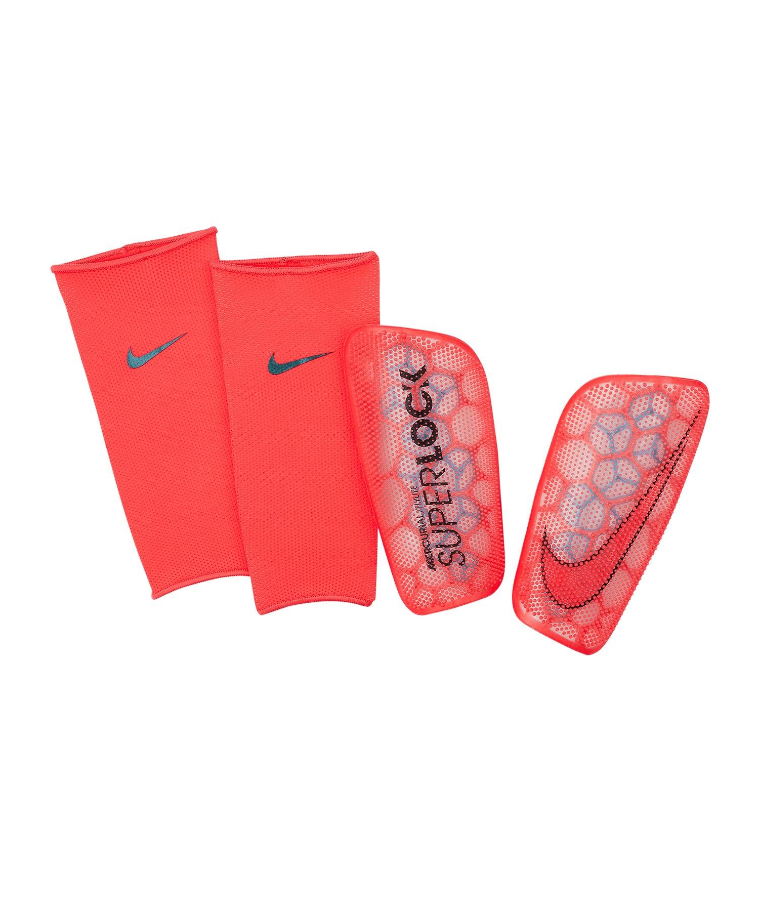 Nike Mercurial FlyLite Superlock Schoner Rot F644 - rot