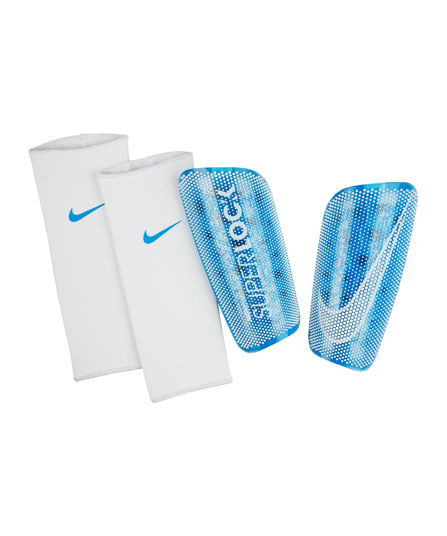 Nike Mercurial Lite SuperLock Schoner Blau F486 - blau