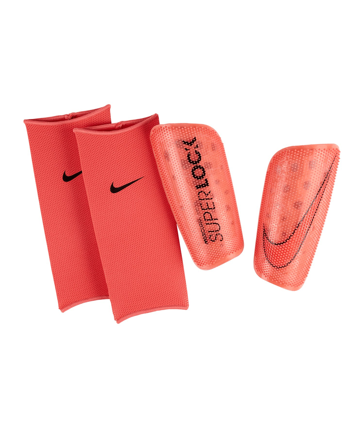 Nike Mercurial Lite SuperLock Schoner Rot F644 - rot