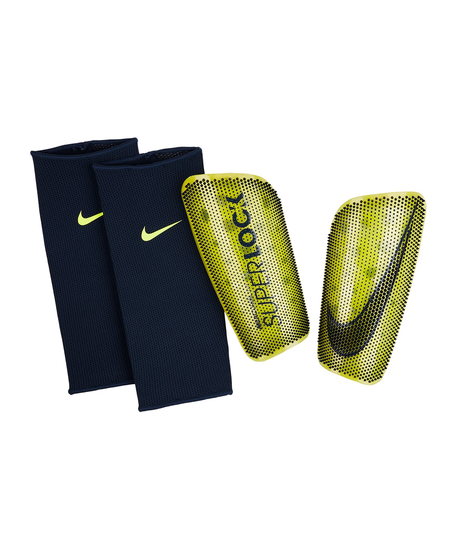 Nike Mercurial Lite SuperLock Schoner Yellow F702 - gelb