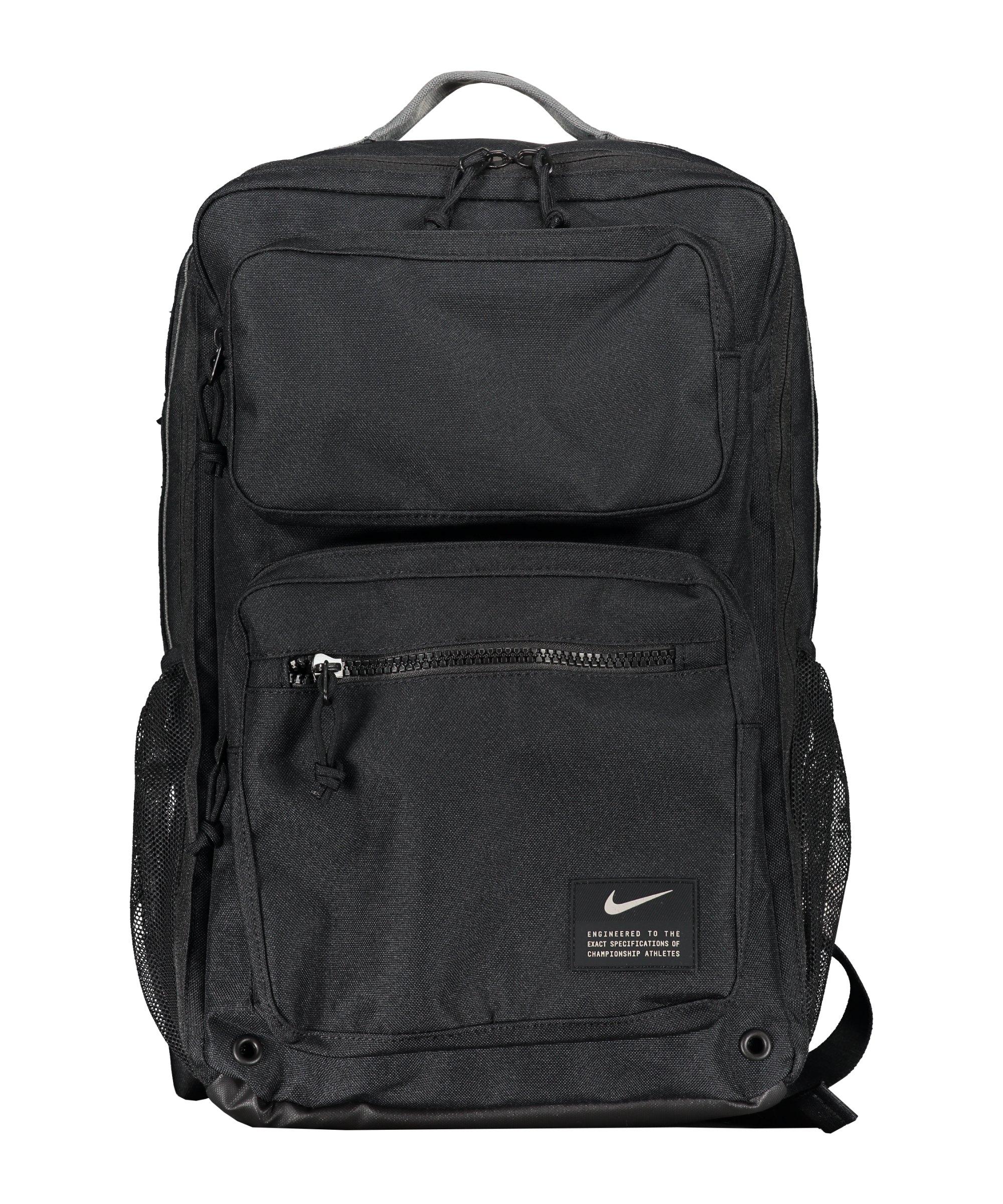 Nike Utility Speed Rucksack Schwarz F0100 - schwarz