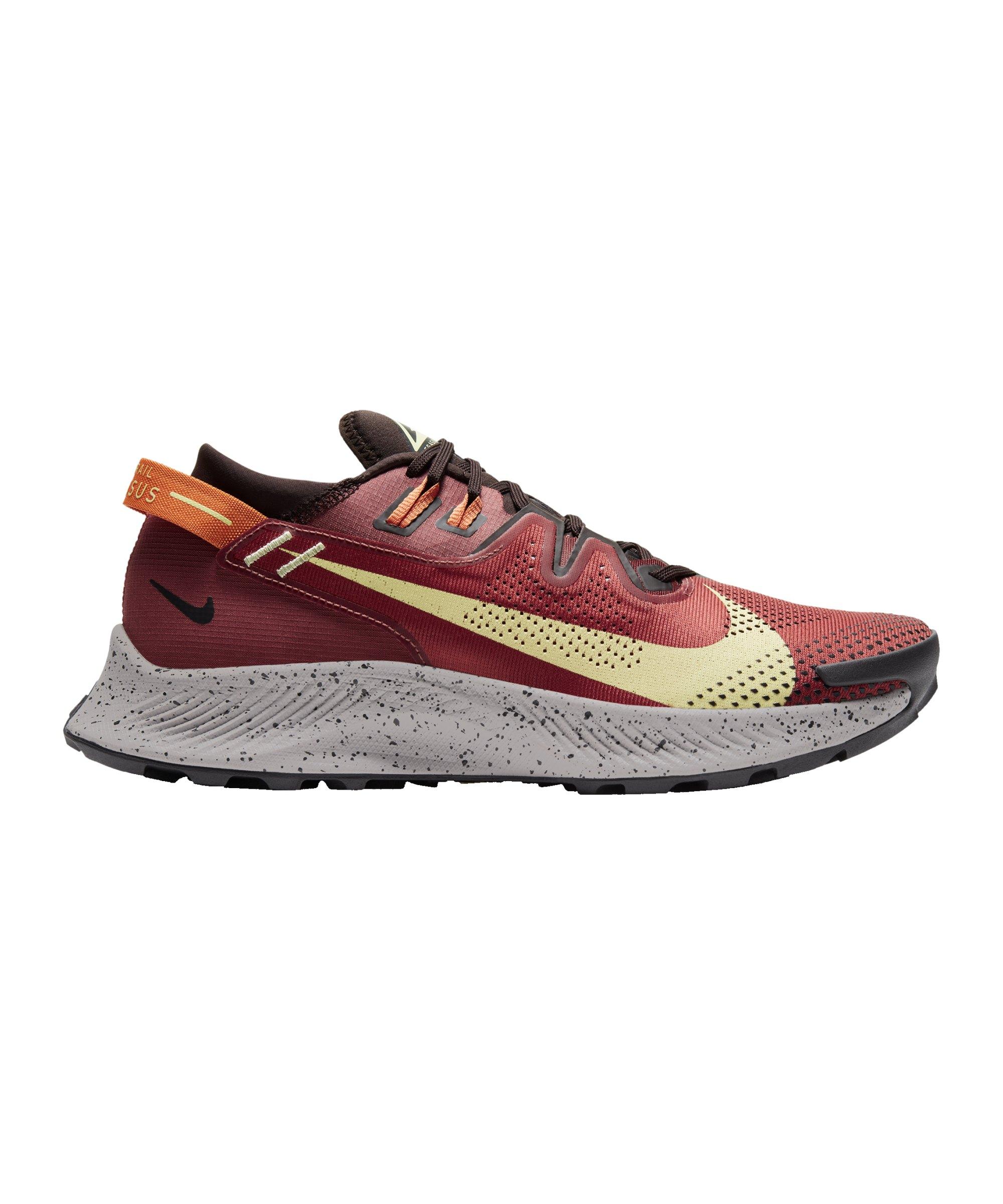 Nike Pegasus Trail 2 Running Rot F600 - rot